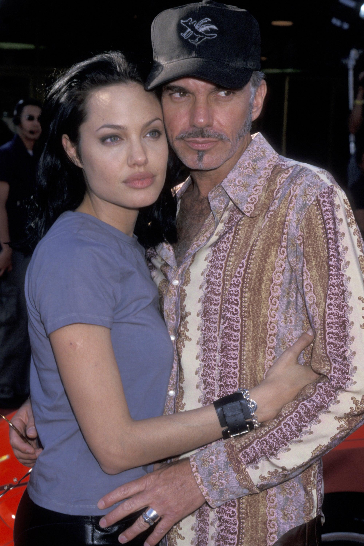 Angelina Jolie Billy Bob Thornton Red Carpet Tribute