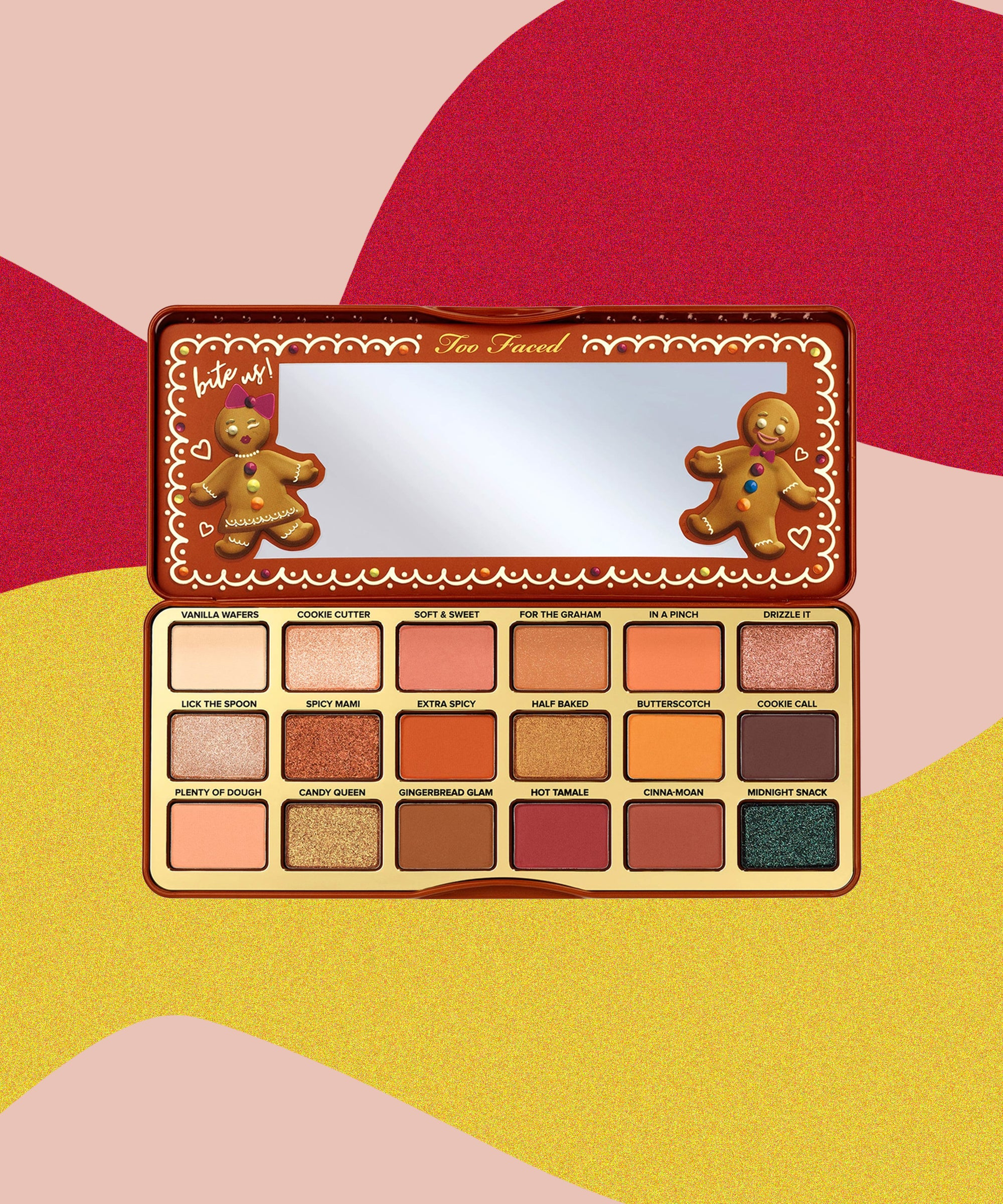 7 Holiday Eyeshadow Palettes That'll Get Your Lids In The Spirit