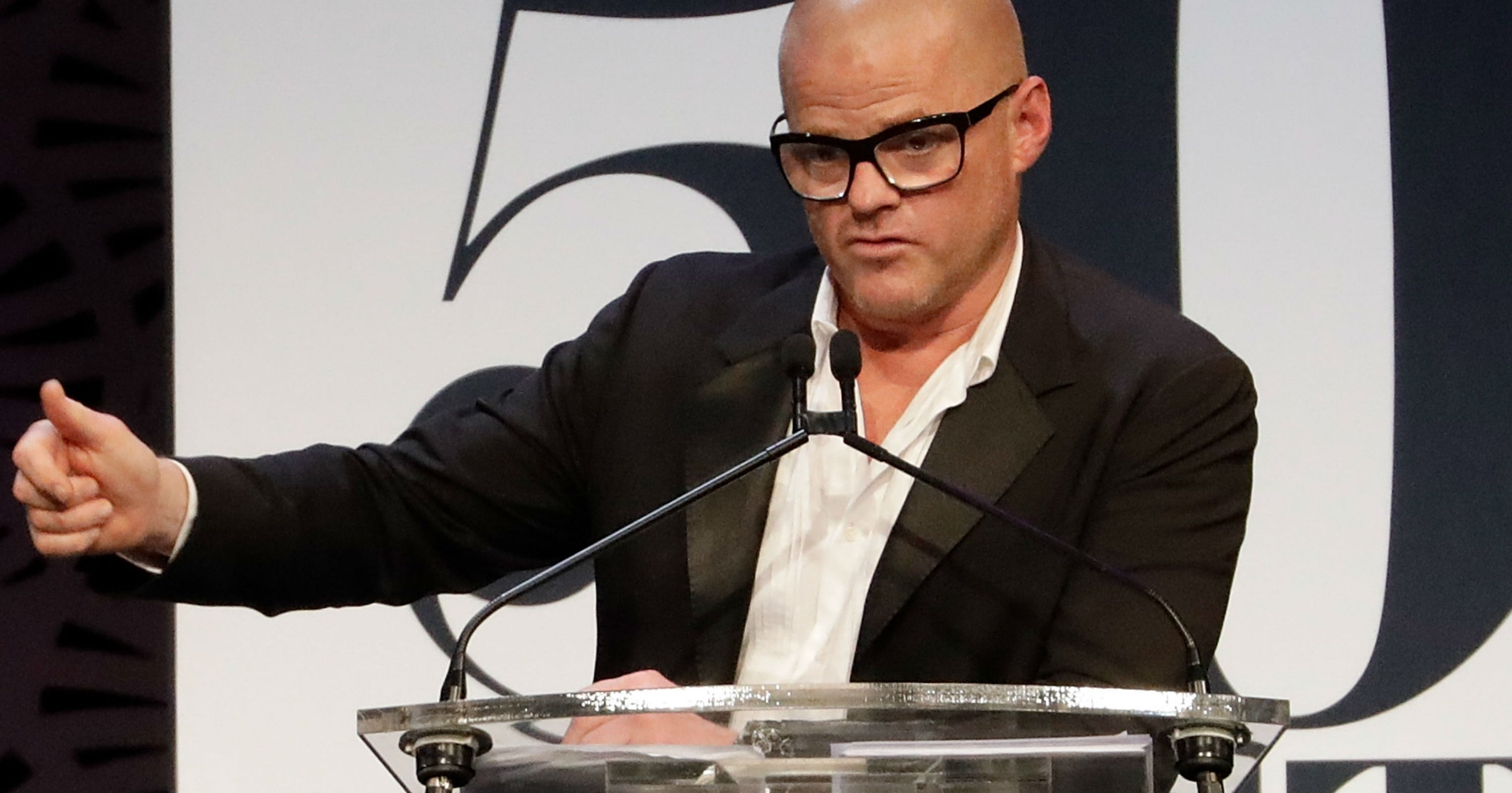 The Internet Is Roasting Heston Blumenthal For His Comments About Female Chefs