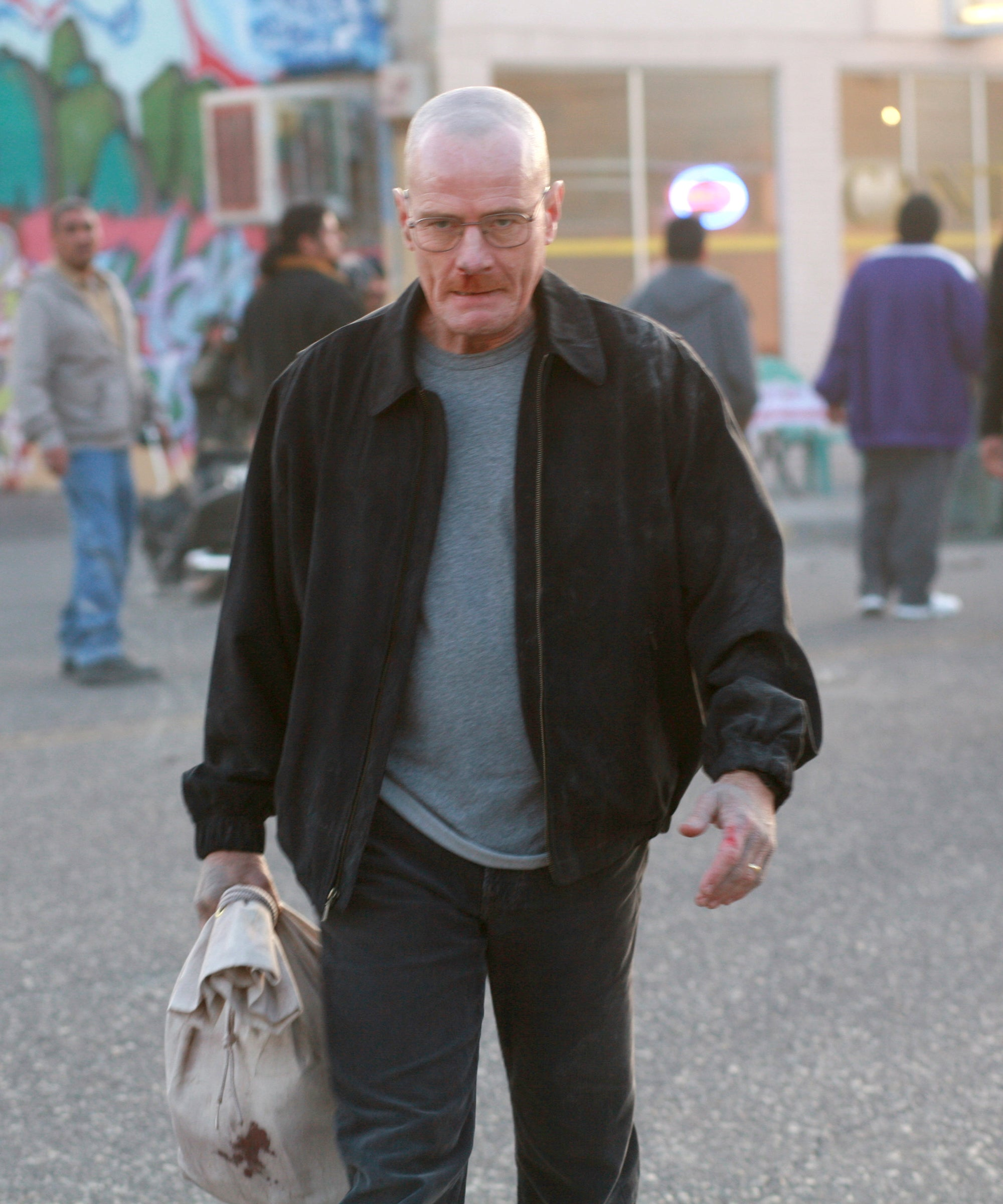 Is Walter White In Netflix El Camino Scene Explained