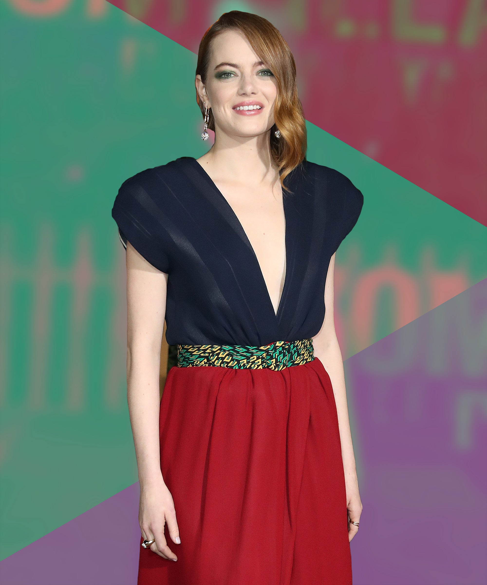 "Emma Stone's Punk Rock Take On Cruella Is Going To Be ""Bananas"""