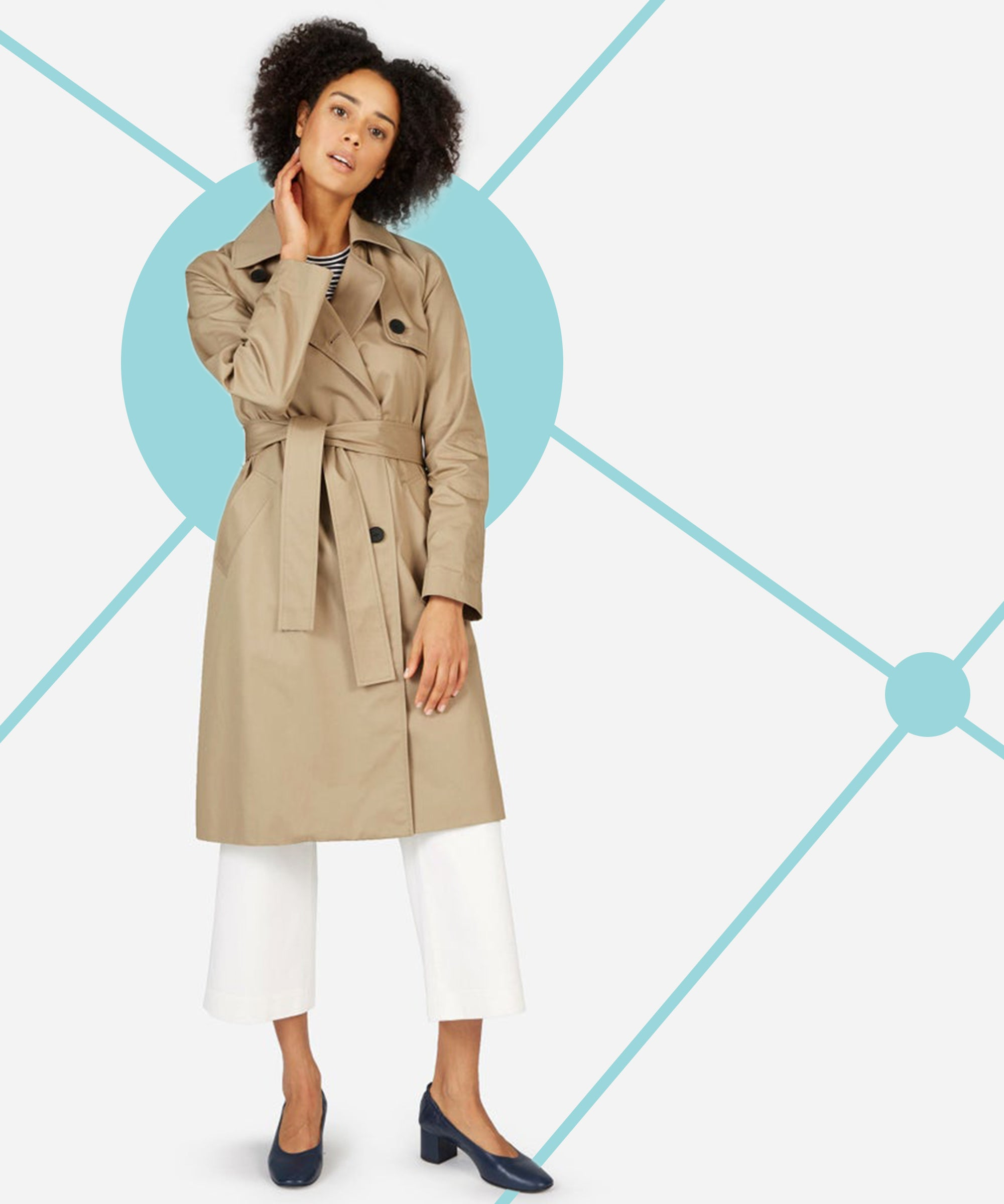 Fall Trench Coats To Rock Day & Night