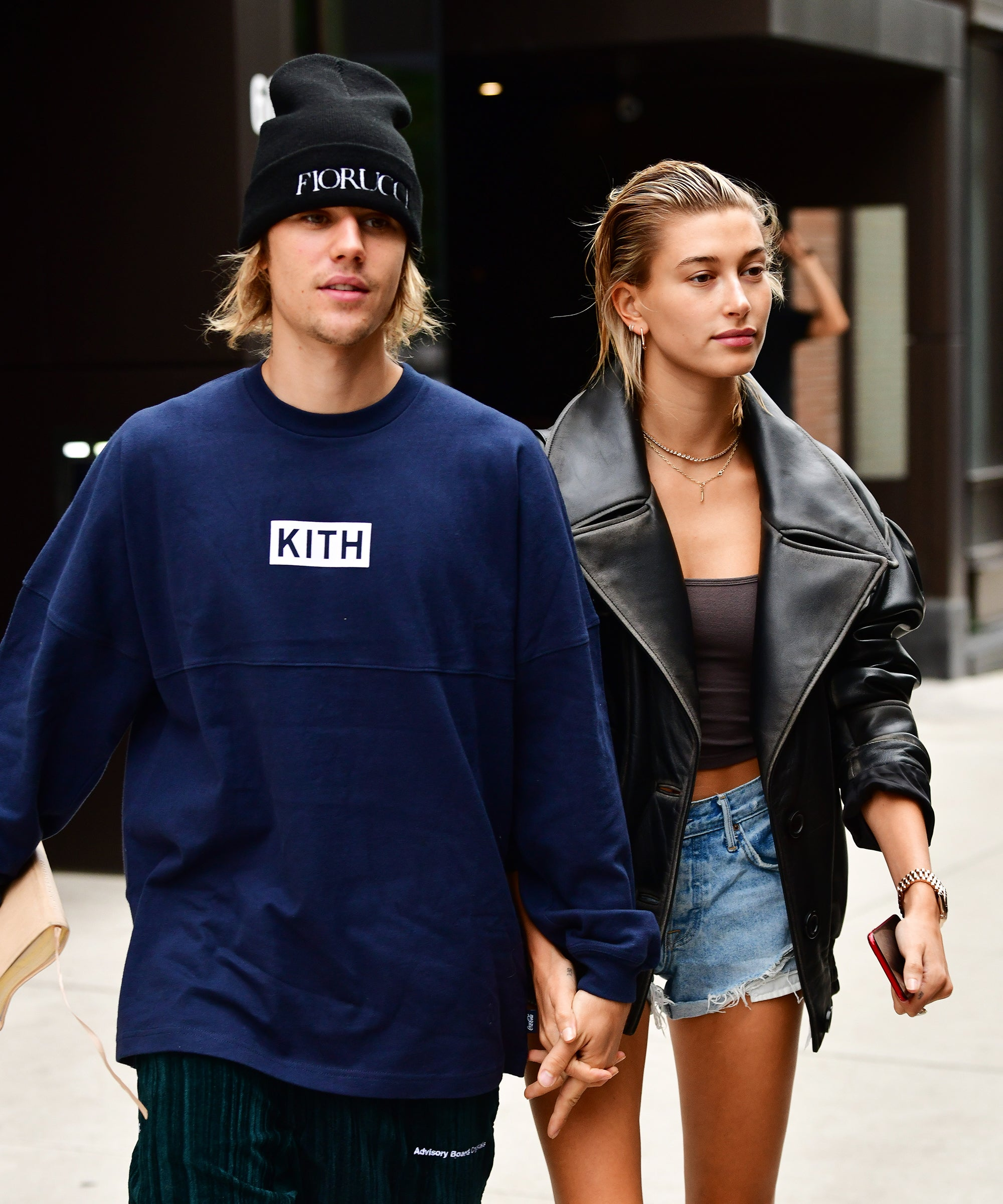Justin Bieber Doesn't Need To Buy Hailey Jewelry, He's Making It Now