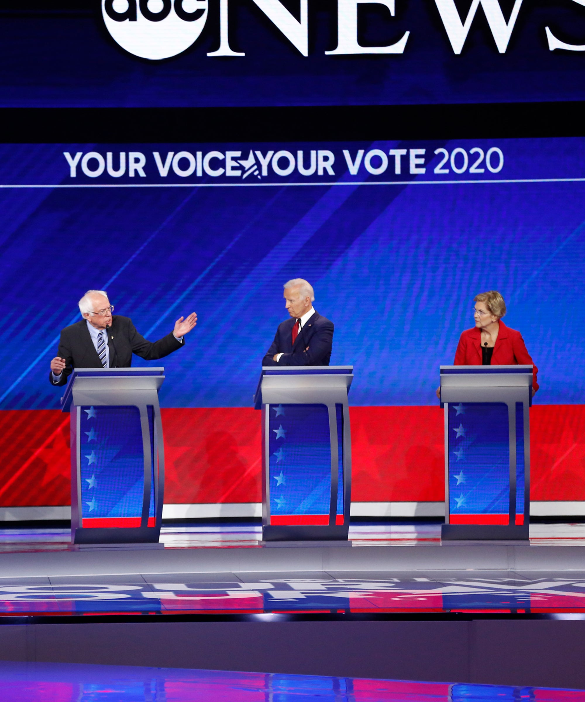 All The Key Moments From The 4th Democratic Presidential Debate