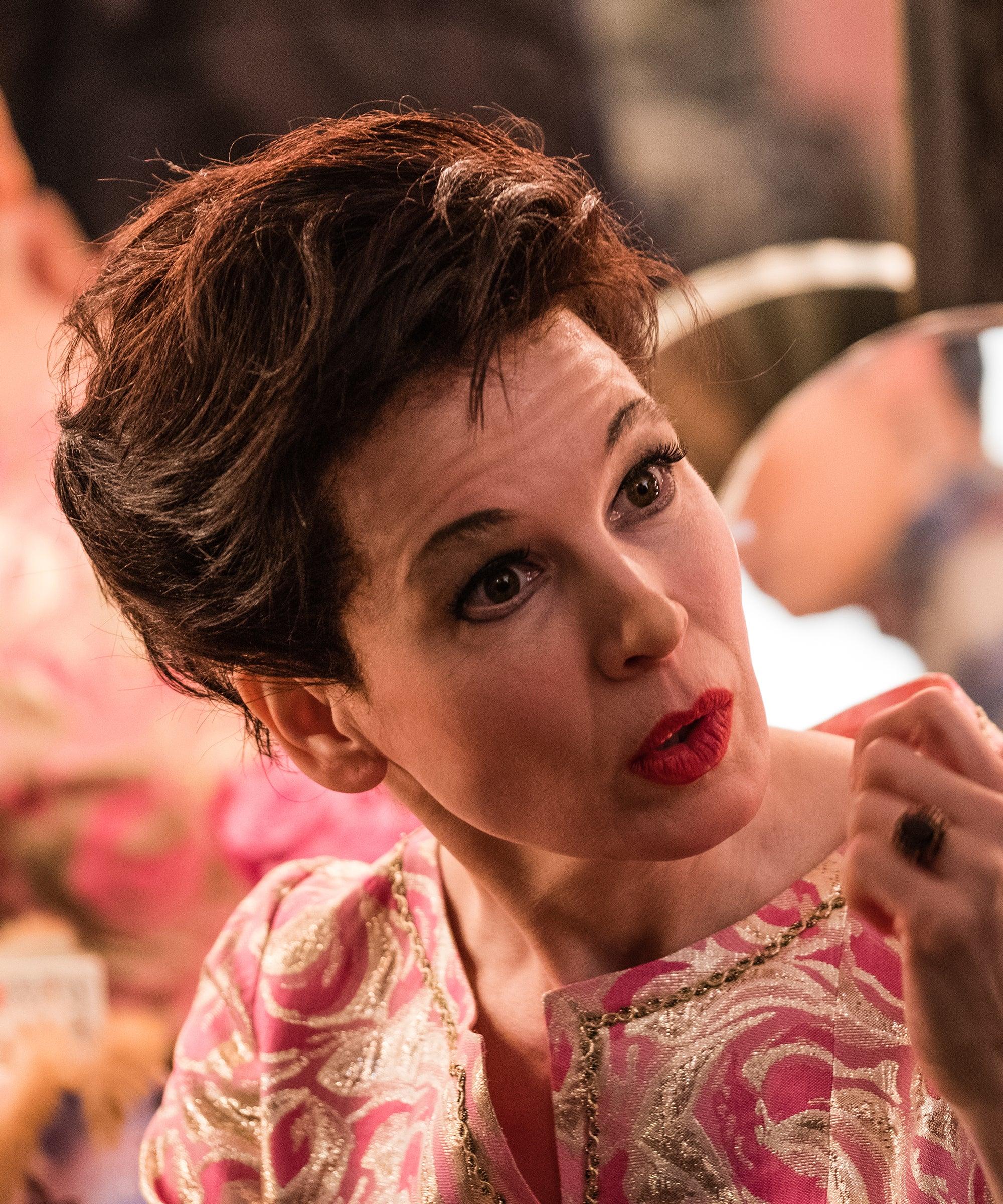 How Renée Zellweger Transformed Into Judy Garland For Judy