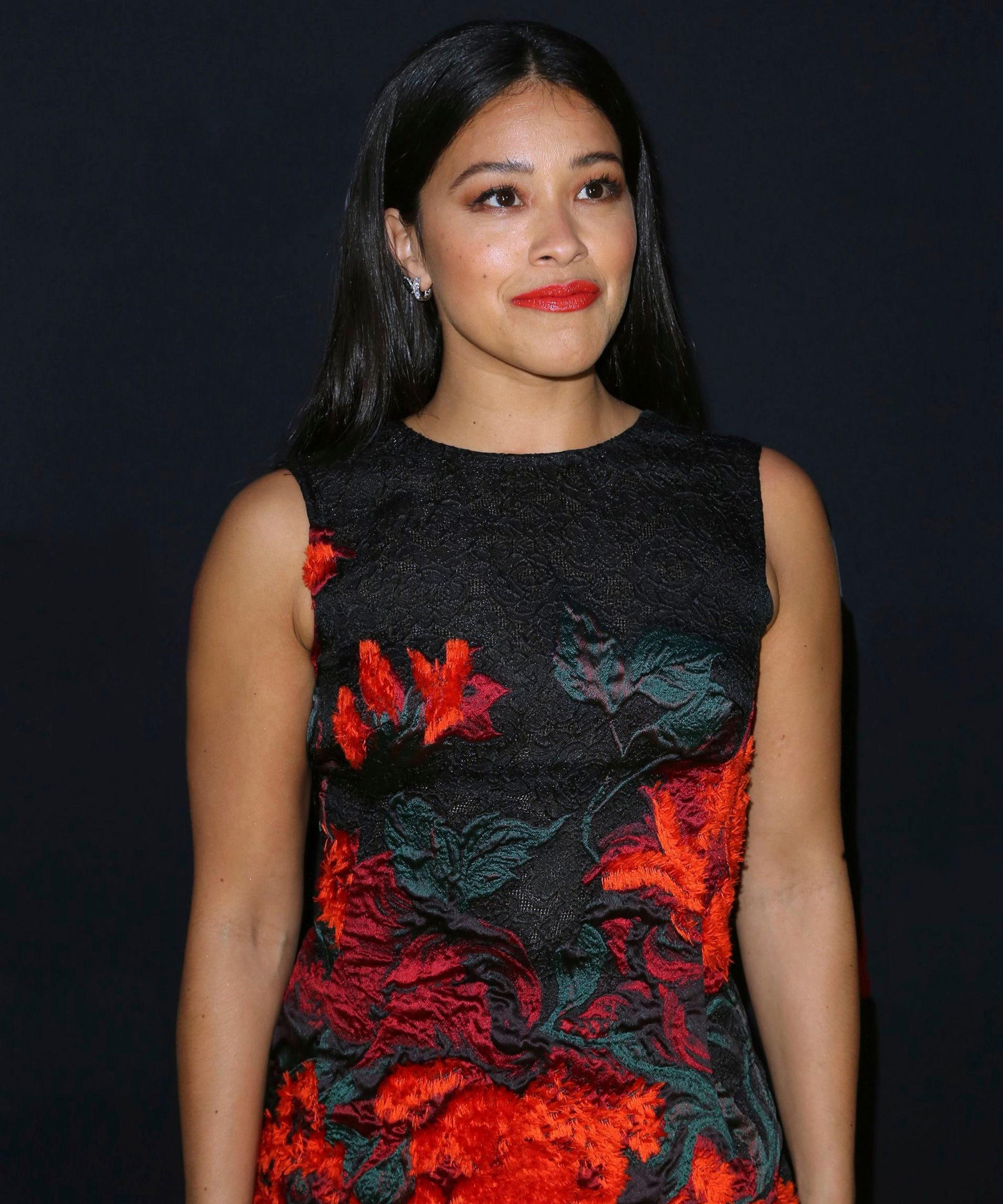 """Gina Rodriguez Calls N-Word Controversy A """"Public Lesson"""""""