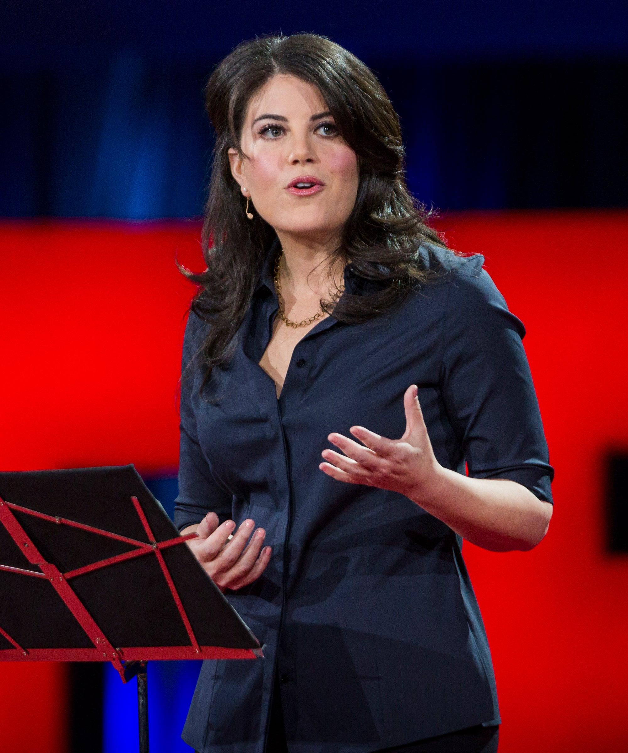 Monica Lewinsky On Cyberbullying, Caroline Calloway, And Gen Z's Approach To Social Media