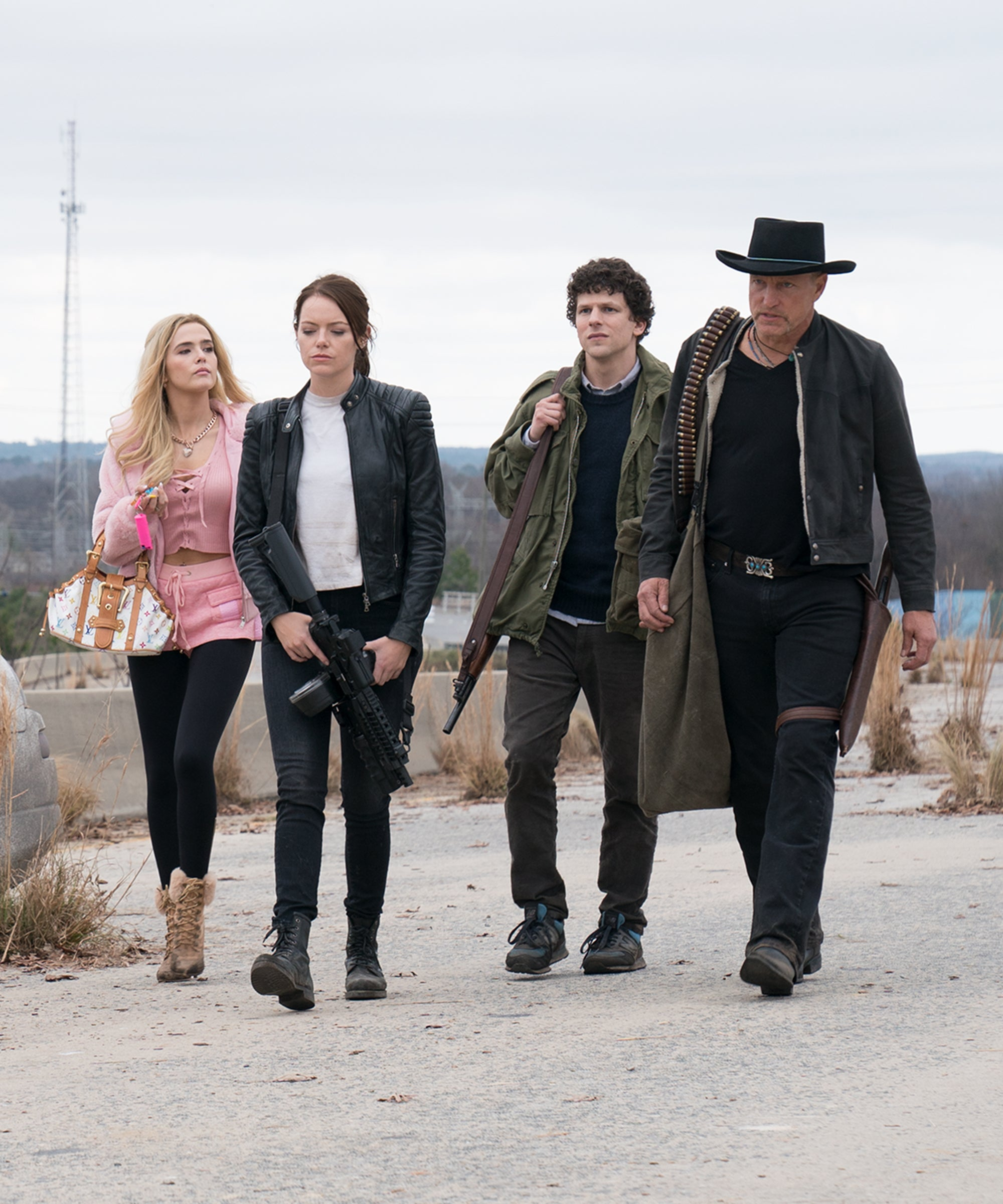 Zoey Deutch Steals Zombieland Double Tap Movie Review