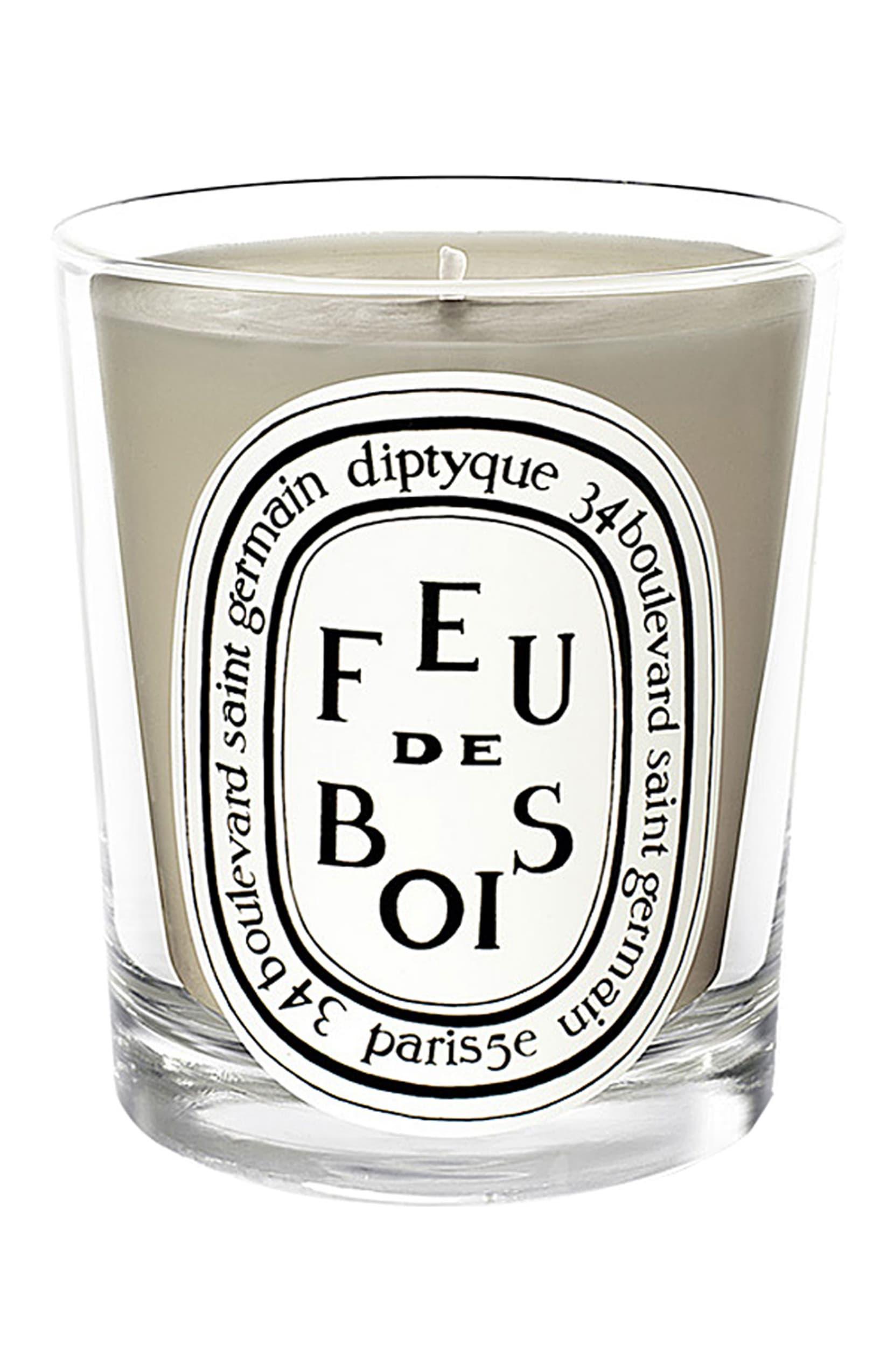 Feu de Bois Candle 2.4oz