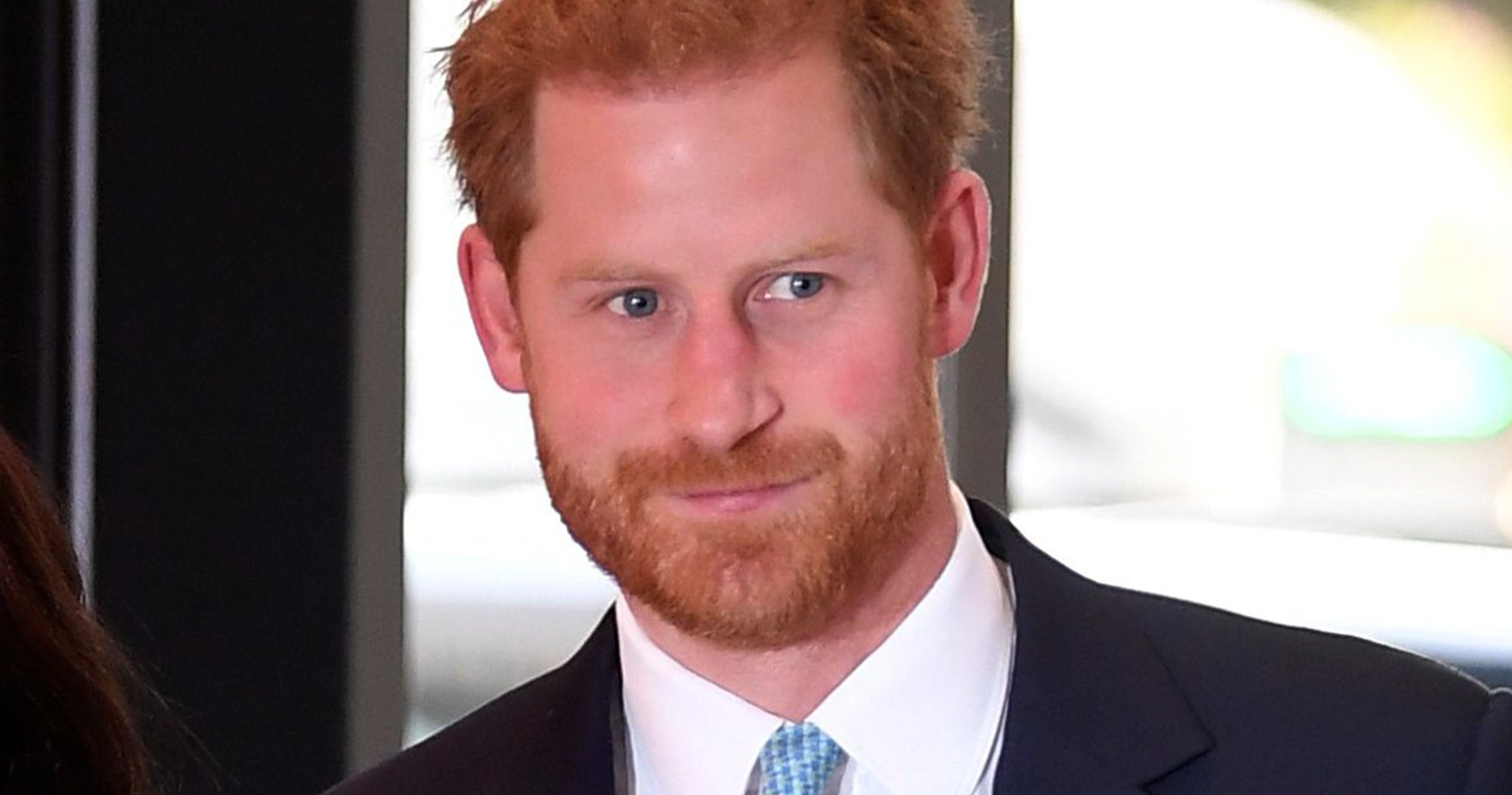 Prince Harry Can Barely Make It Through This Speech About His Wife & Son