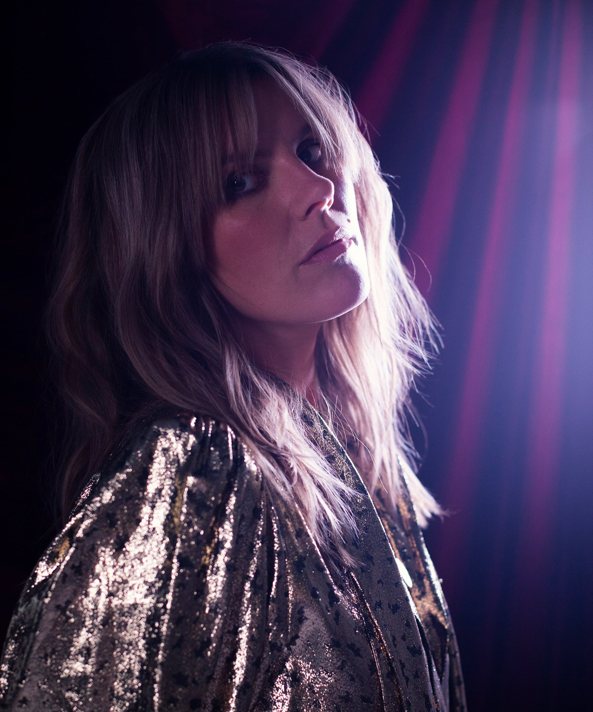 "Grace Potter Recorded 2,732 Voice Memos To Make Her New Record, Starting With ""Every Heartbeat"""