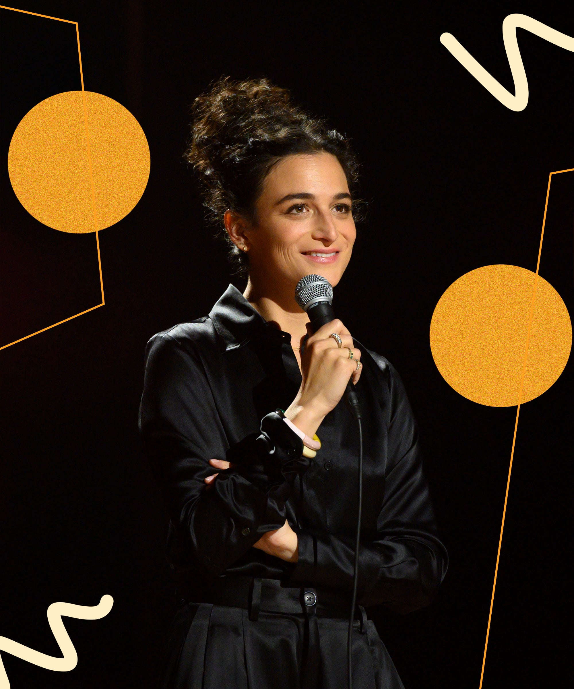 Jenny Slate Can't Wait To Be A Ghost