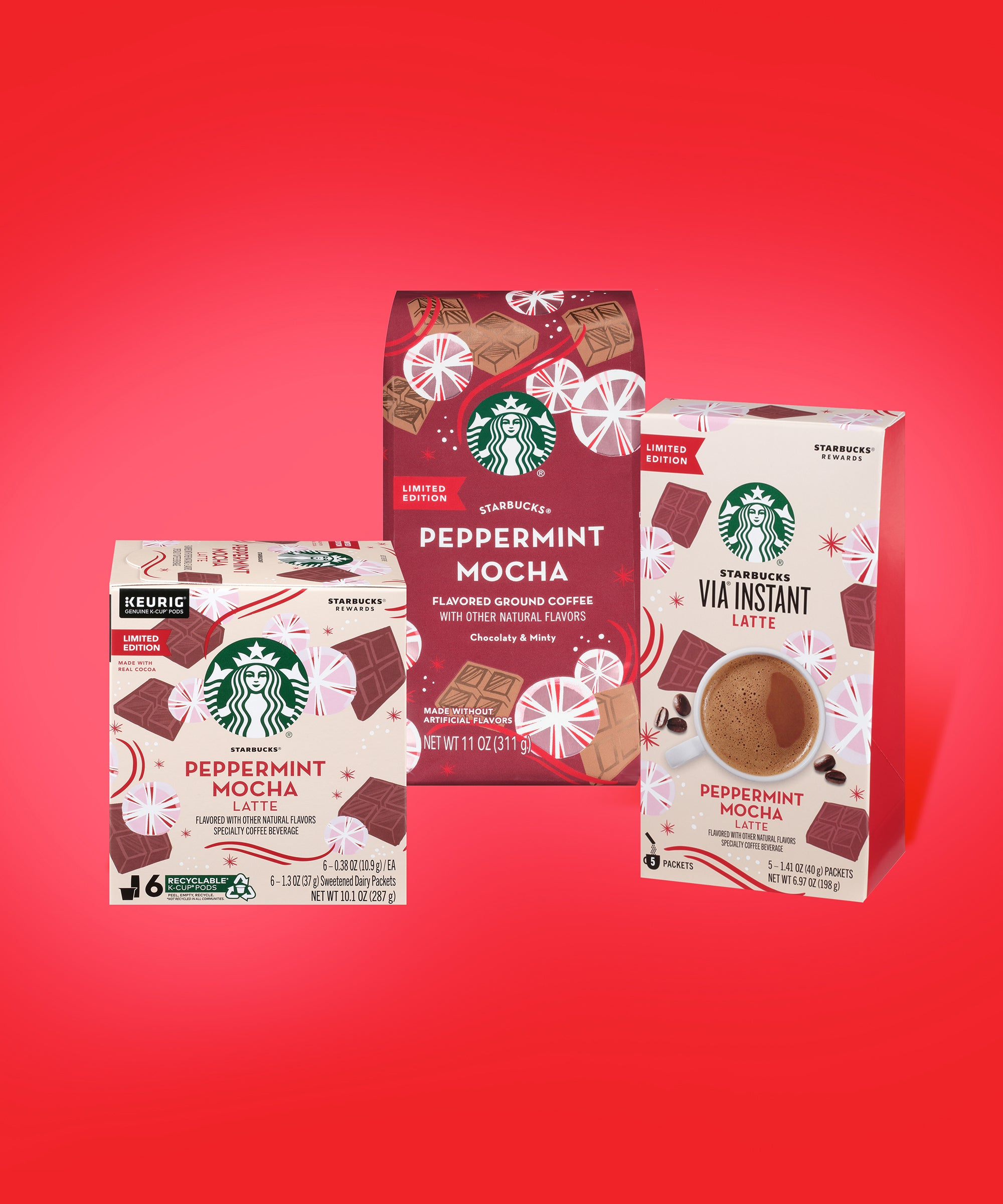 Starbucks Just Released This Year's At-Home Holiday Product Line