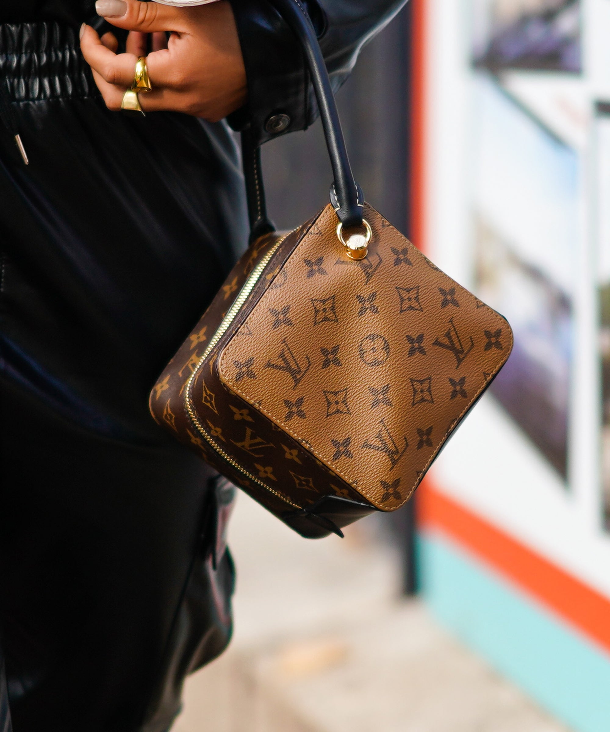 """Louis Vuitton Invites Trump To Its Factory: """"I'm Not Here To Judge Policies"""""""
