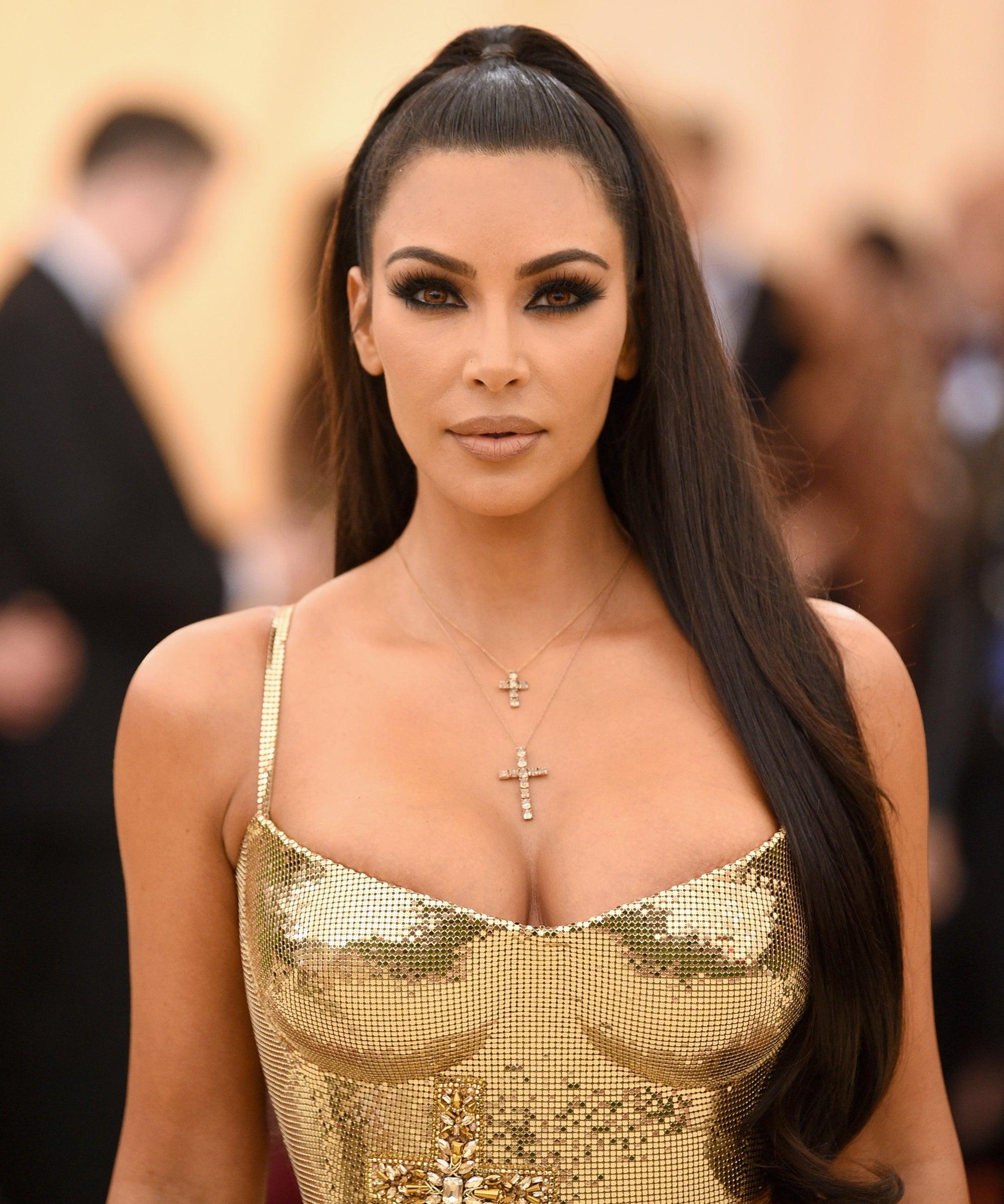 Kim Kardashian West's 11 Most Selfie-Worthy Hairstyles