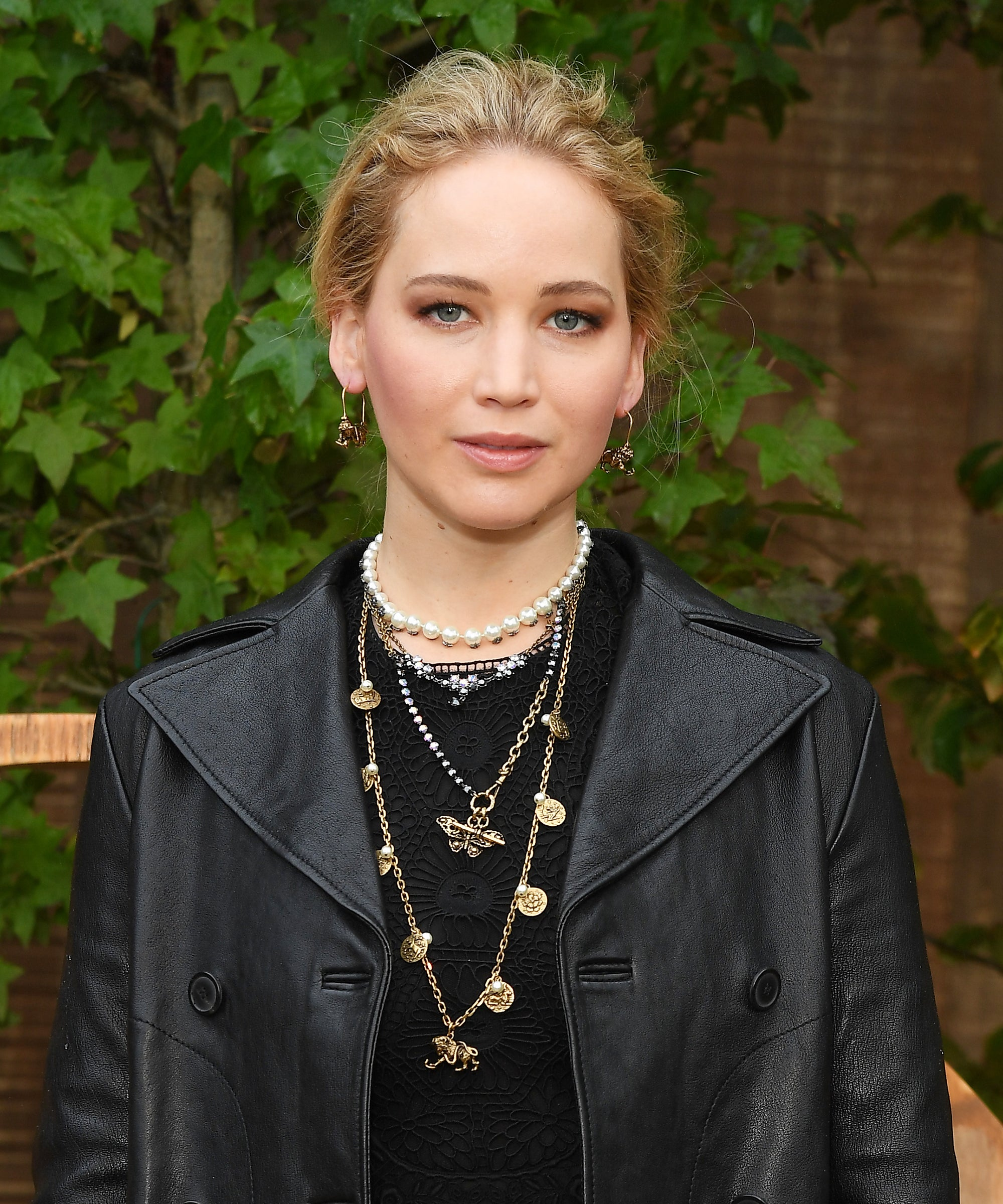 Jennifer Lawrence Wore A Dior Wedding Dress & Here's Your First Look At It