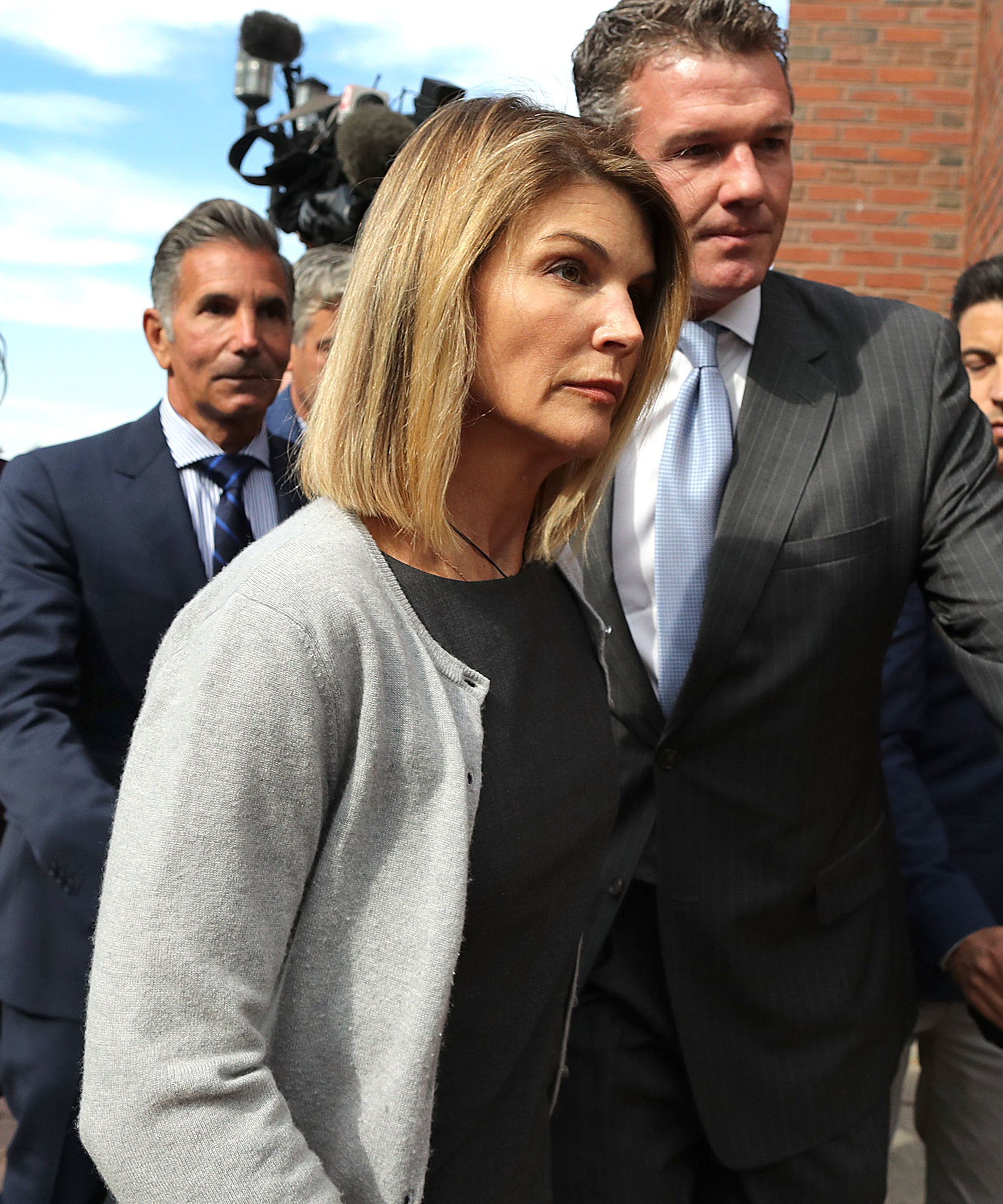 Lori Loughlin Facing New Bribery Charges In College Scandal