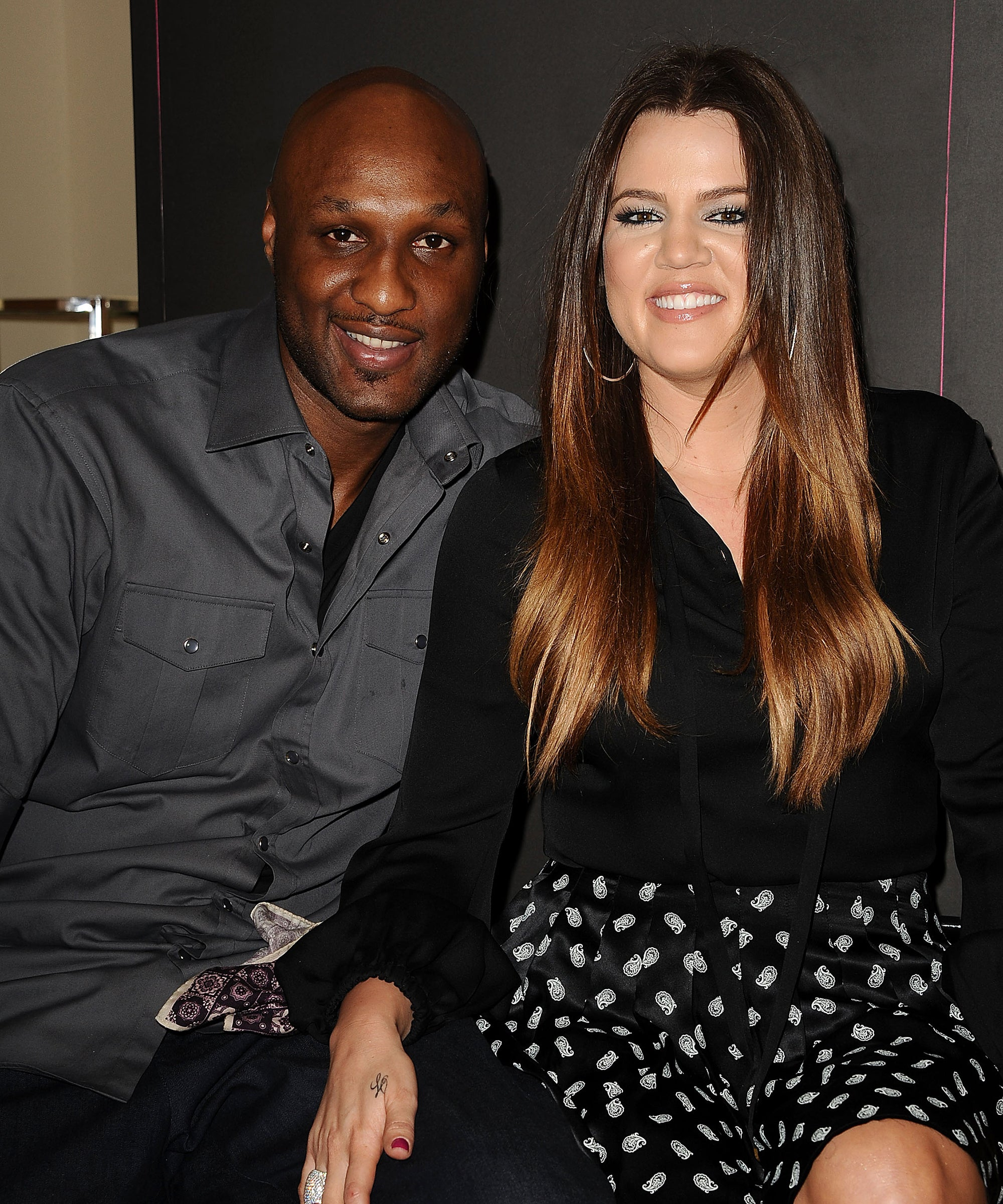 Khloé Kardashian Learned A Secret About Her Mom In Lamar Odom's Tell-All