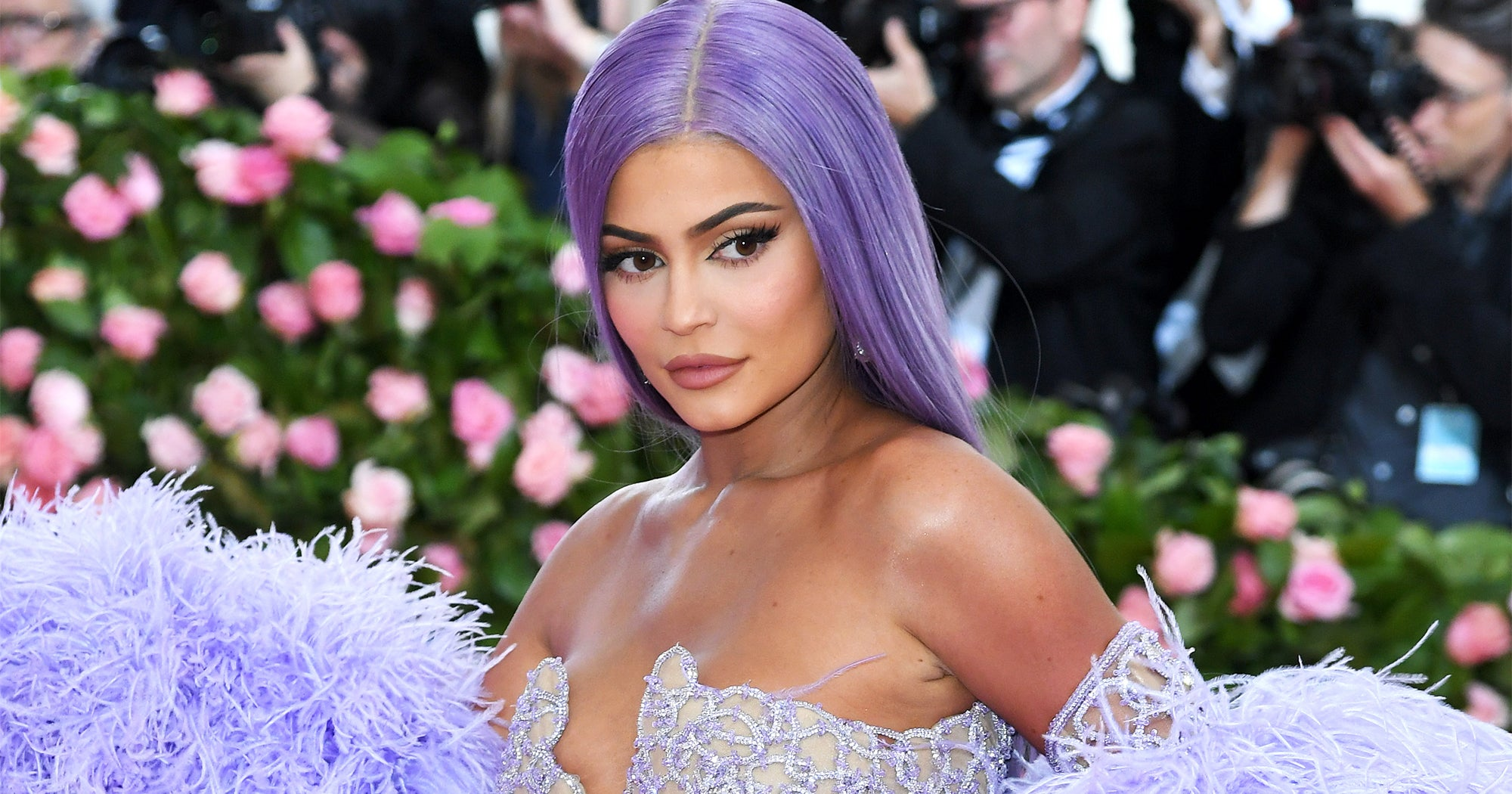 Kylie Jenner Gets Lasik With Stassie & Throws Party