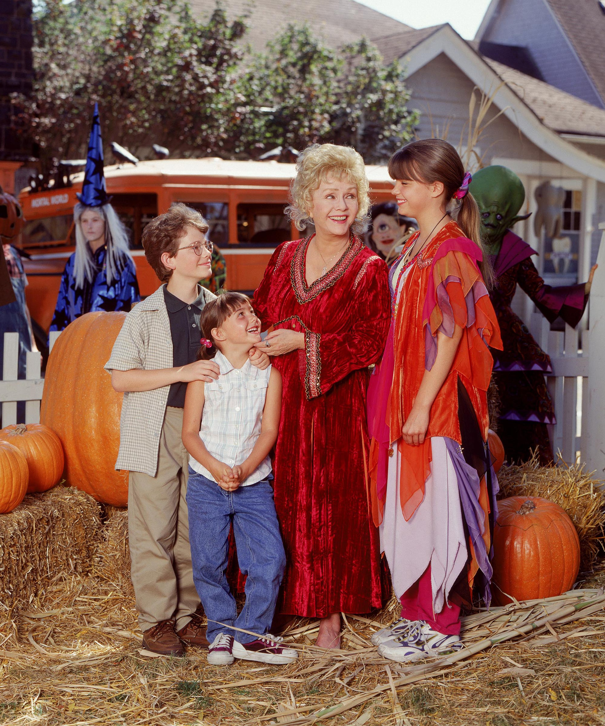 Where Is The Cast Of DCOM Halloweentown Now In 2019?