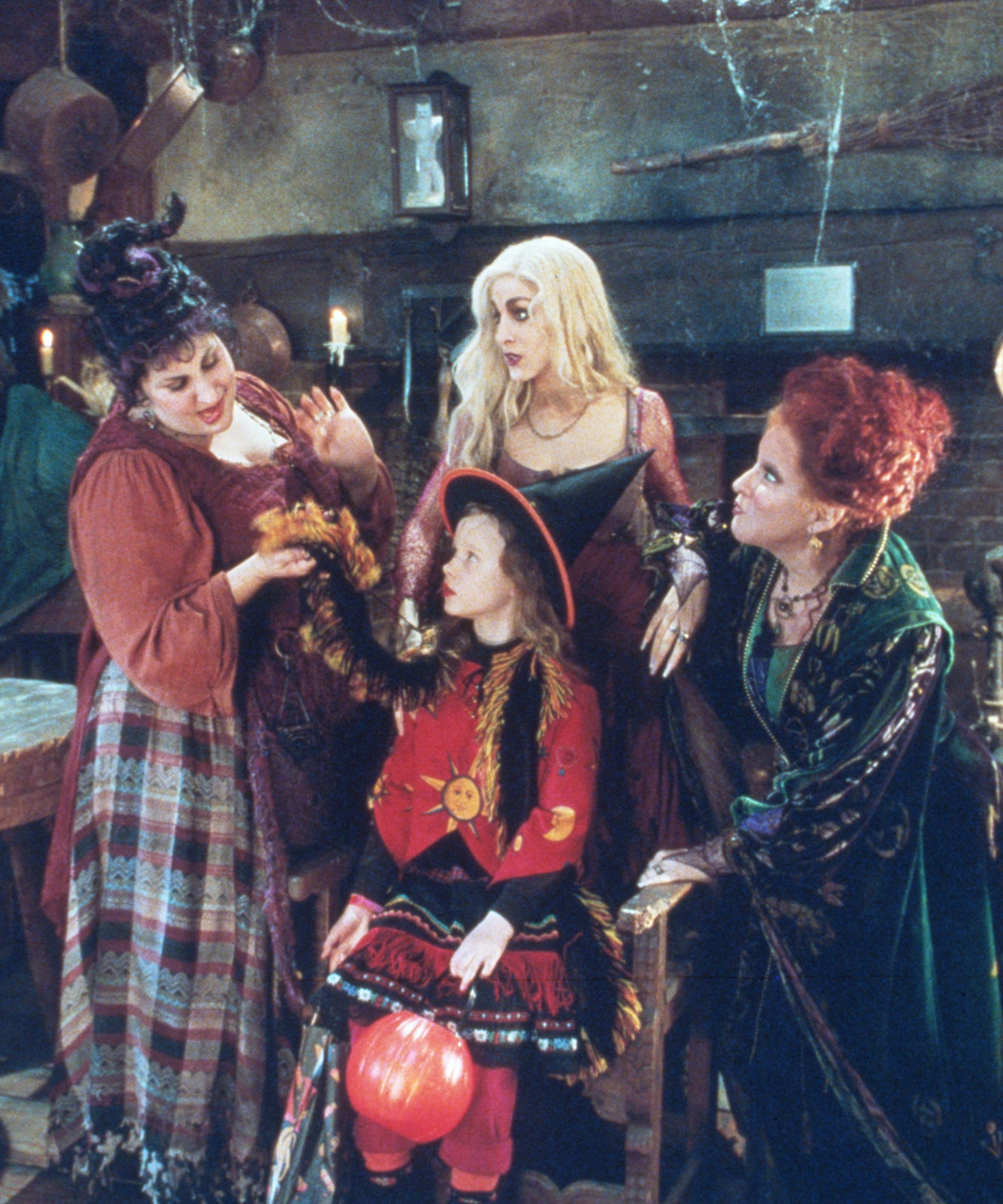 Best Hocus Pocus Quotes Instagram Captions