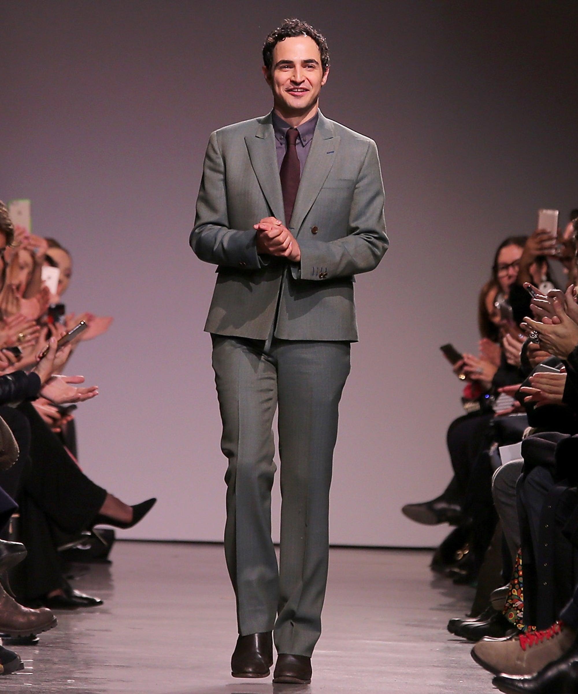 Zac Posen Closes His Namesake Fashion Label