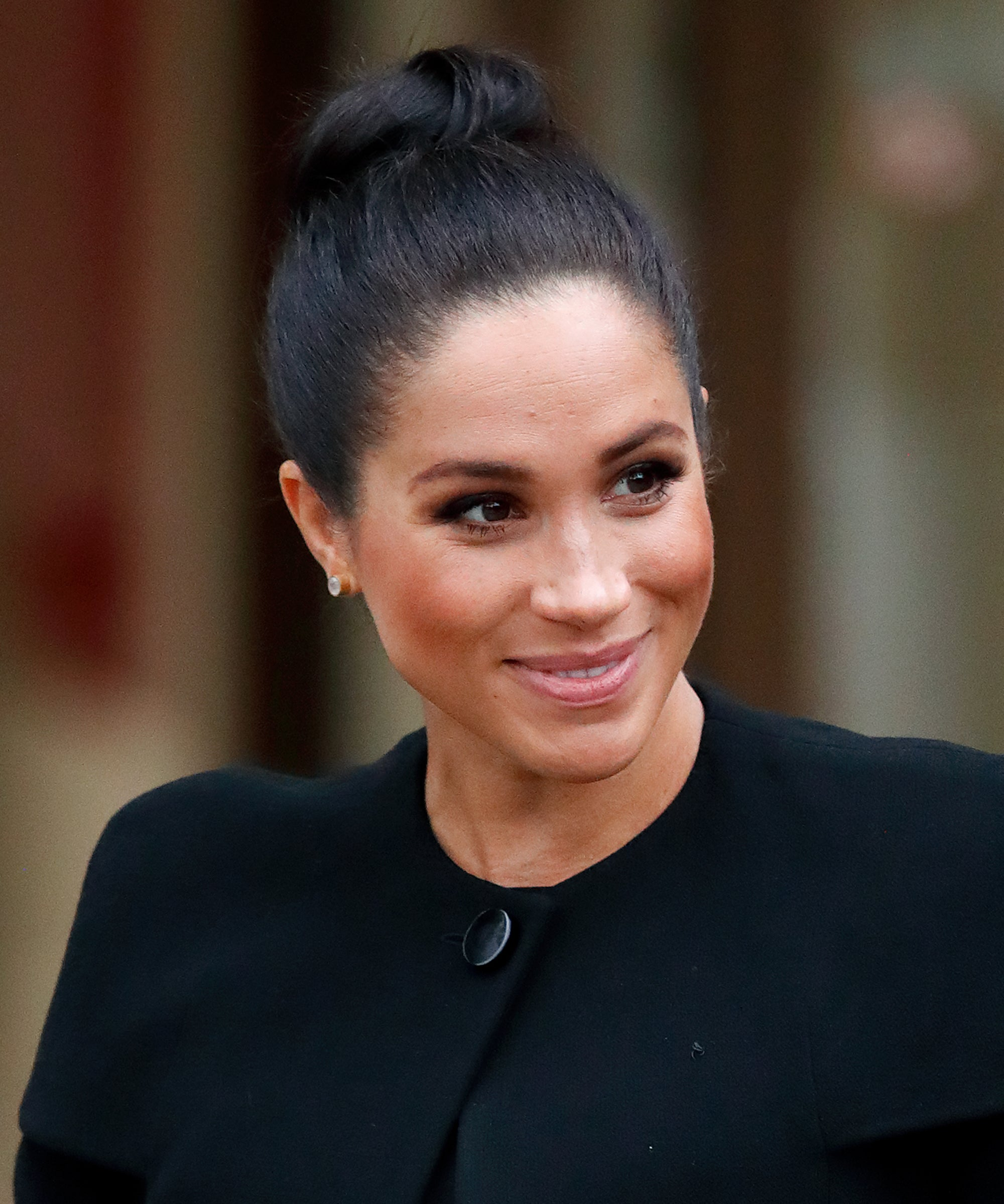 Meghan Markle Opens Up About The Importance Of Vulnerability In A Rare Interview