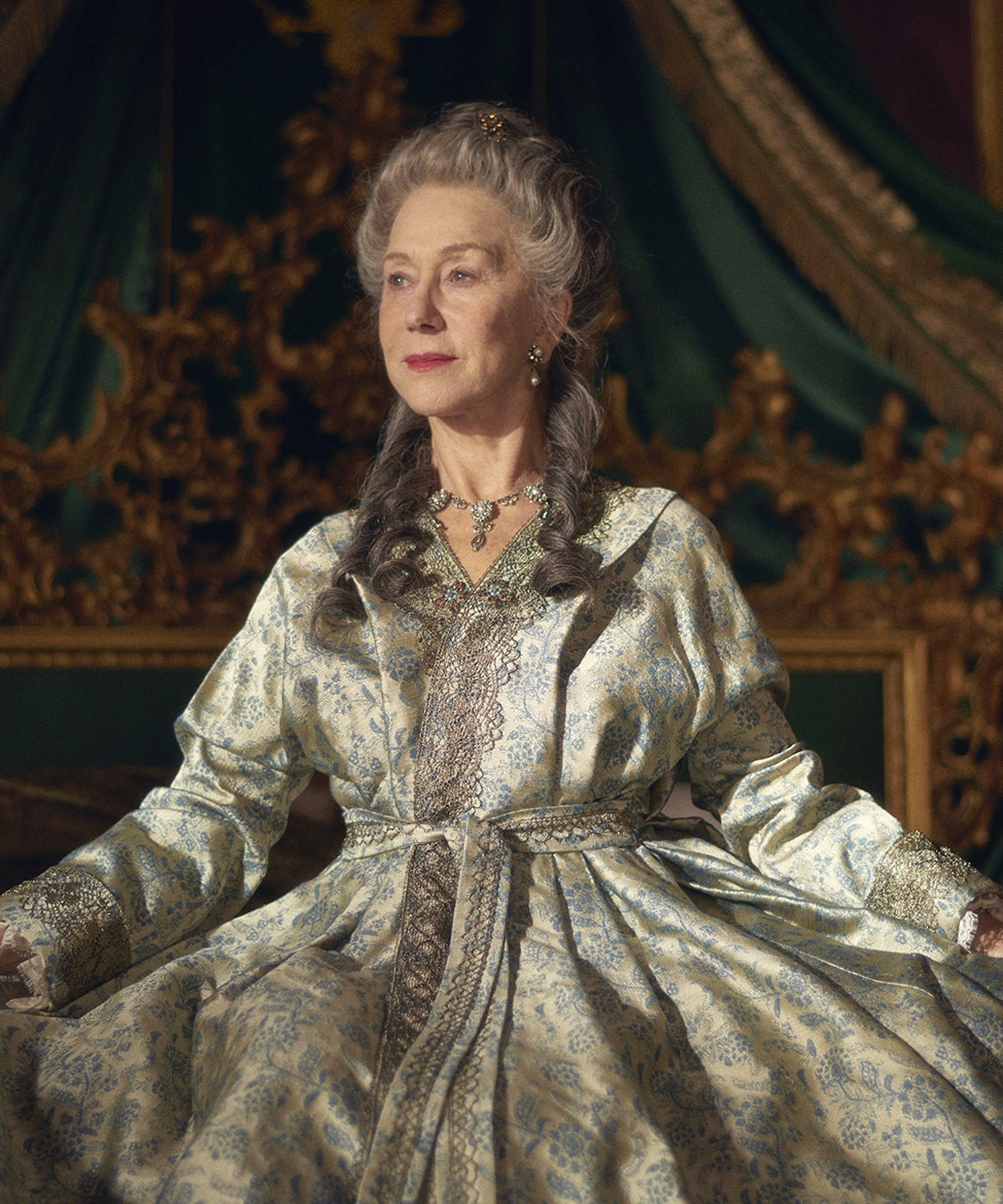 Why is Catherine The Great All About Men?