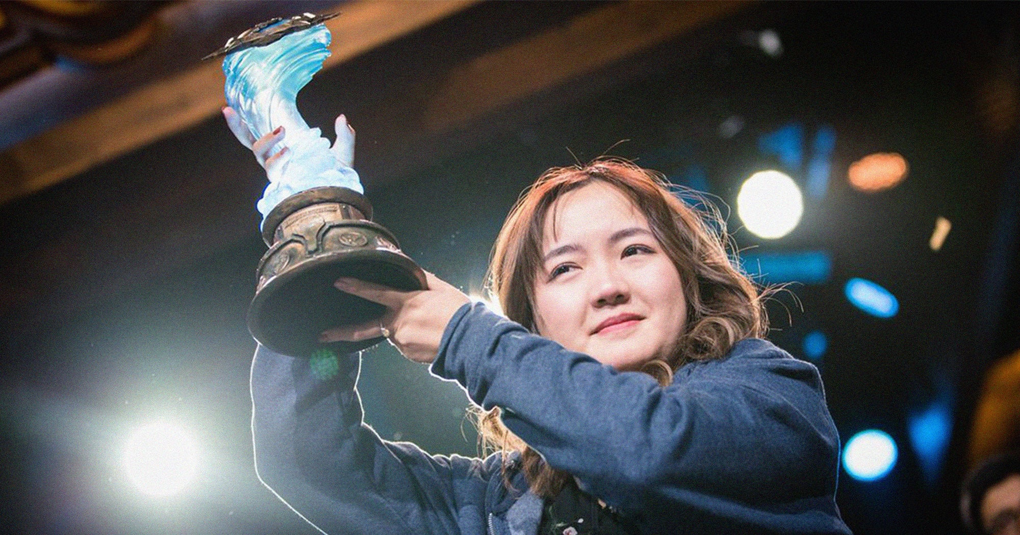 This Woman Just Made History With Her Esports Tournament Win