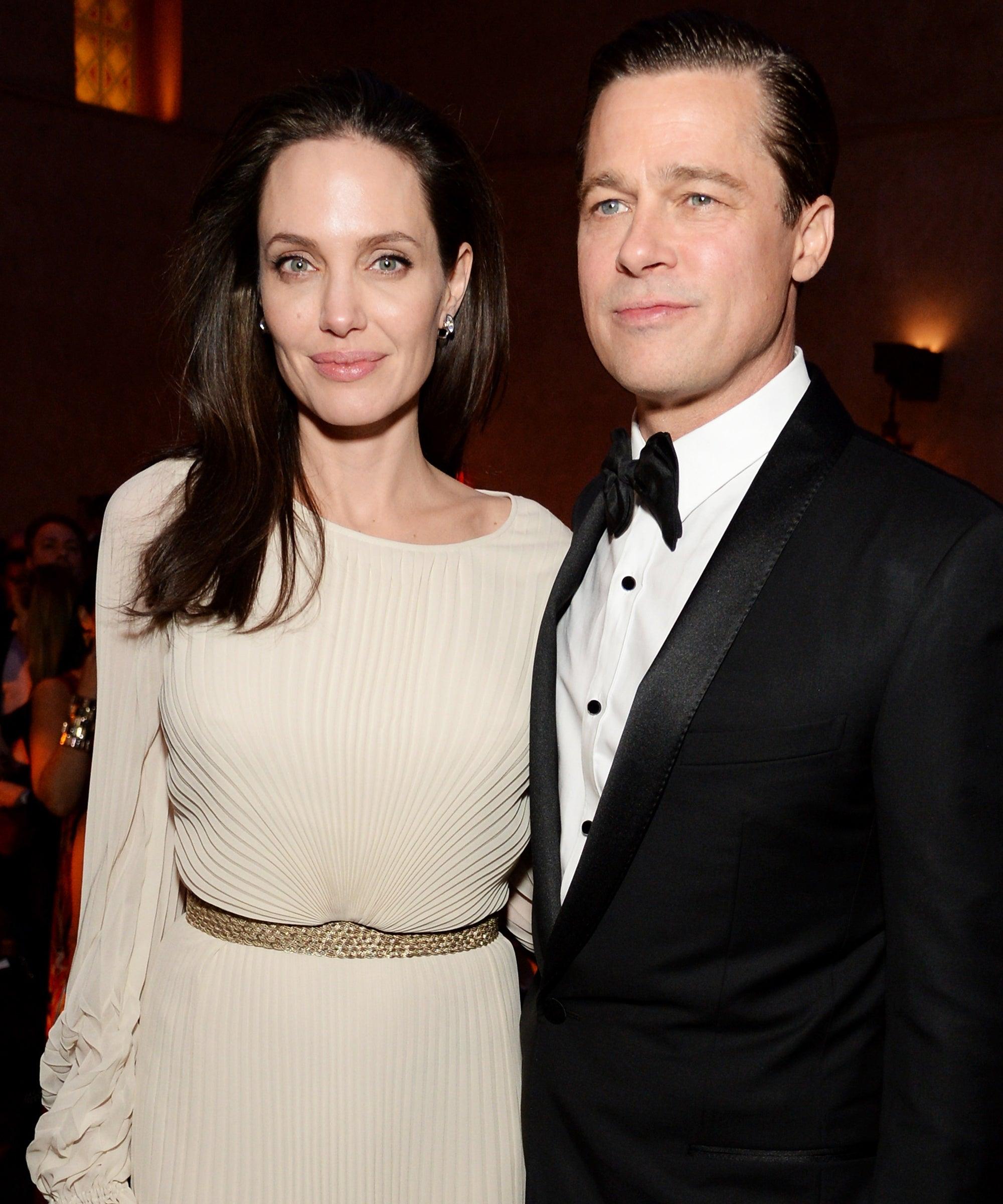 Angelina Jolie Gave A Frank Update On Her & Brad Pitt's Relationship