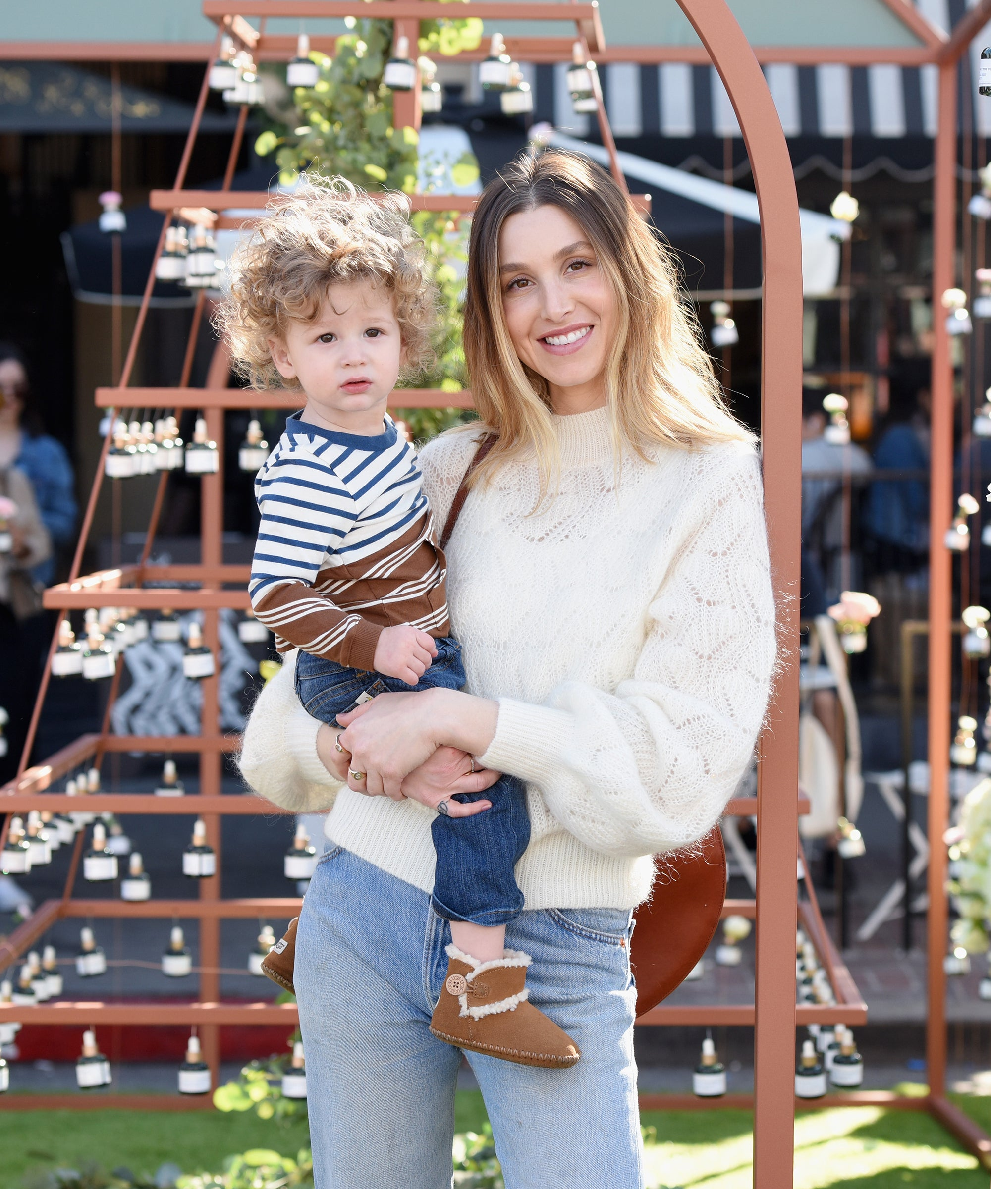 Whitney Port: It's More Fun To Raise A Toddler Than A Baby