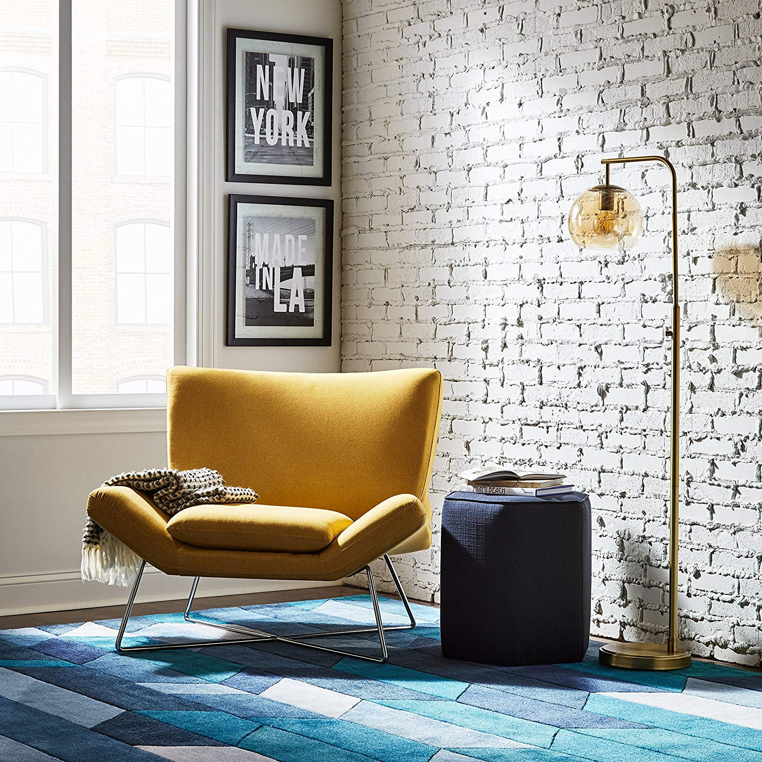 Brilliant Farr Lotus Accent Chair Canary Lamtechconsult Wood Chair Design Ideas Lamtechconsultcom
