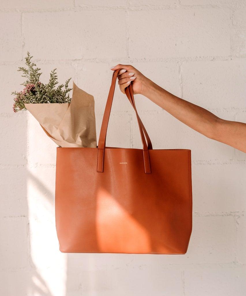 Taschen aus Apfelleder sind der neue Eco-Trend aus Kanada