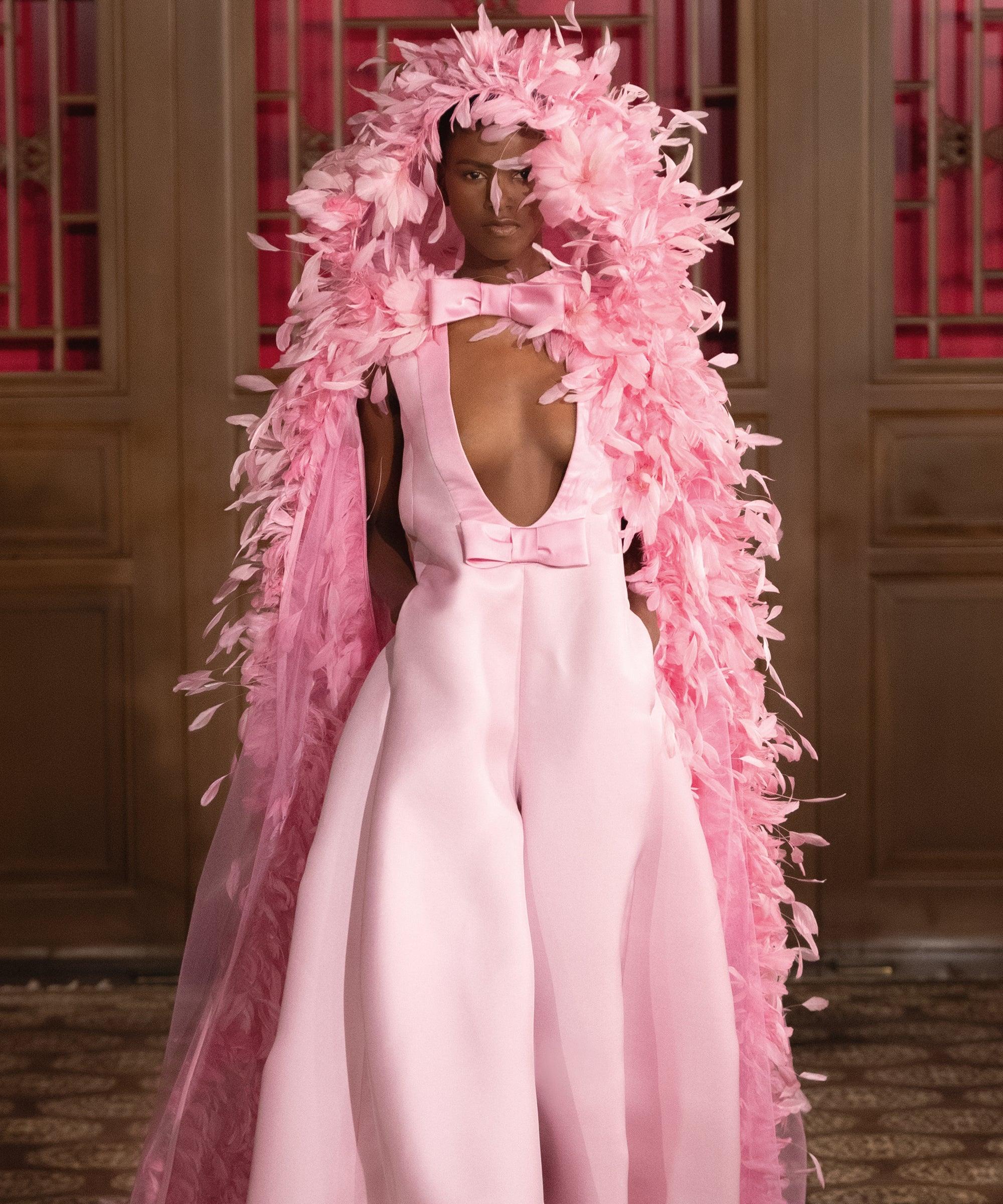 Valentino's Haute Couture Dreams Come To Life In Beijing