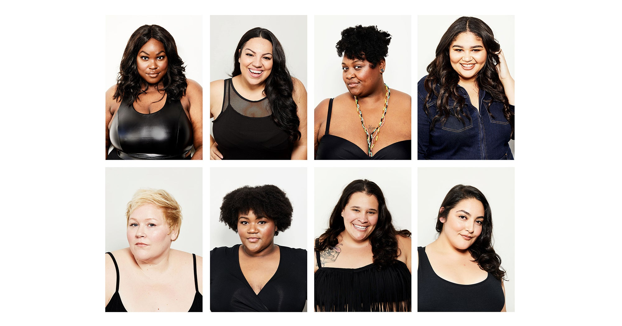 A Plus-Size Brand Just Launched An Inclusive Modeling Agency