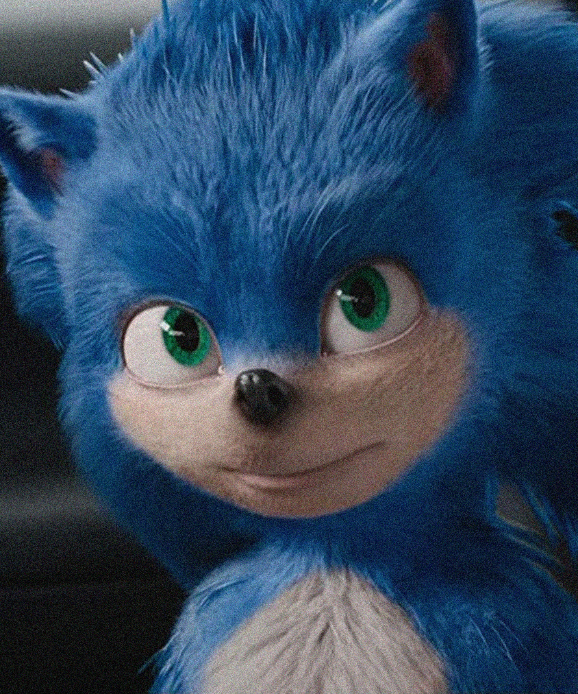 Sonic The Hedgehog Redesign Much Better For New Movie