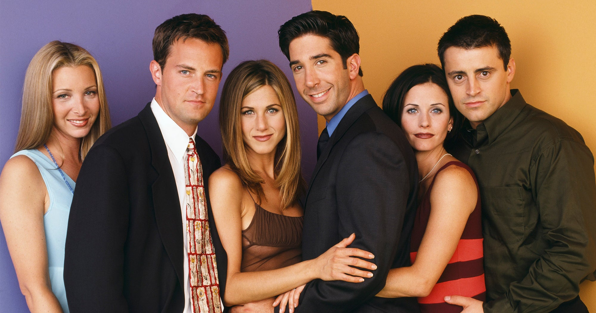 After All That Teasing, There Will Be A Friends Reunion Special
