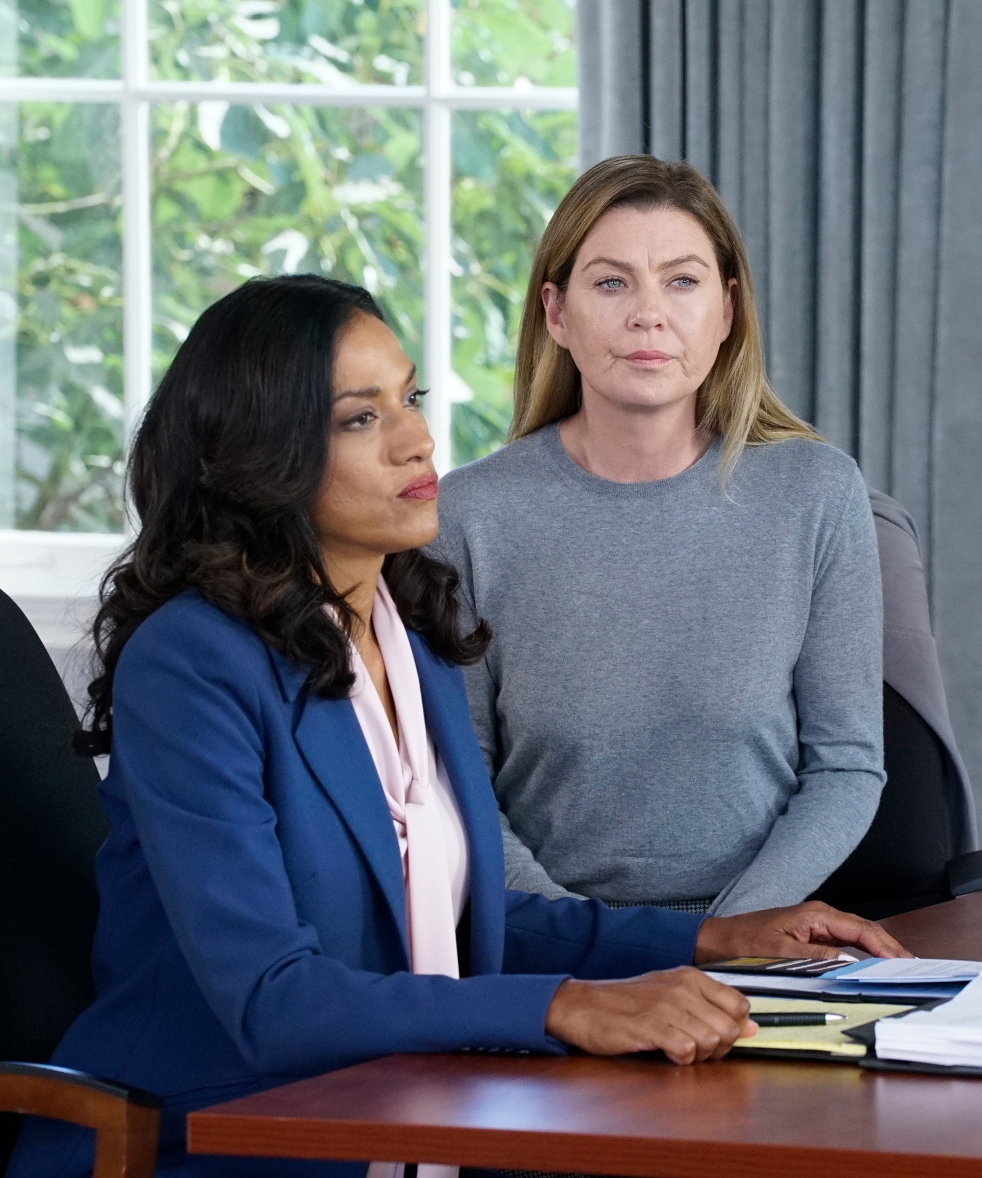 Grey's Anatomy Season 16, Episode 8 Recap: The Trial, Er, Hearing Of Meredith Grey