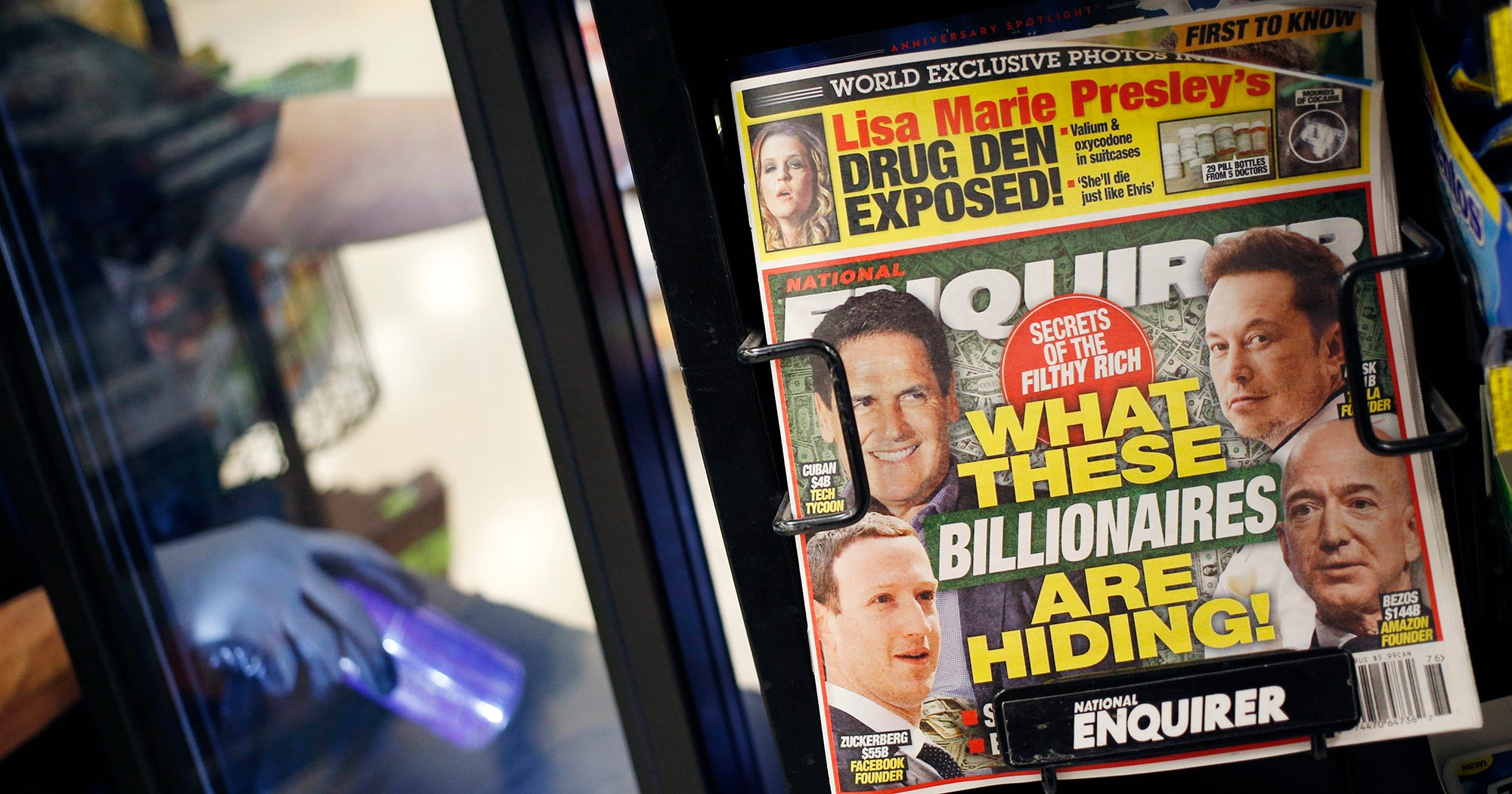 What It Was Really Like Working At The National Enquirer