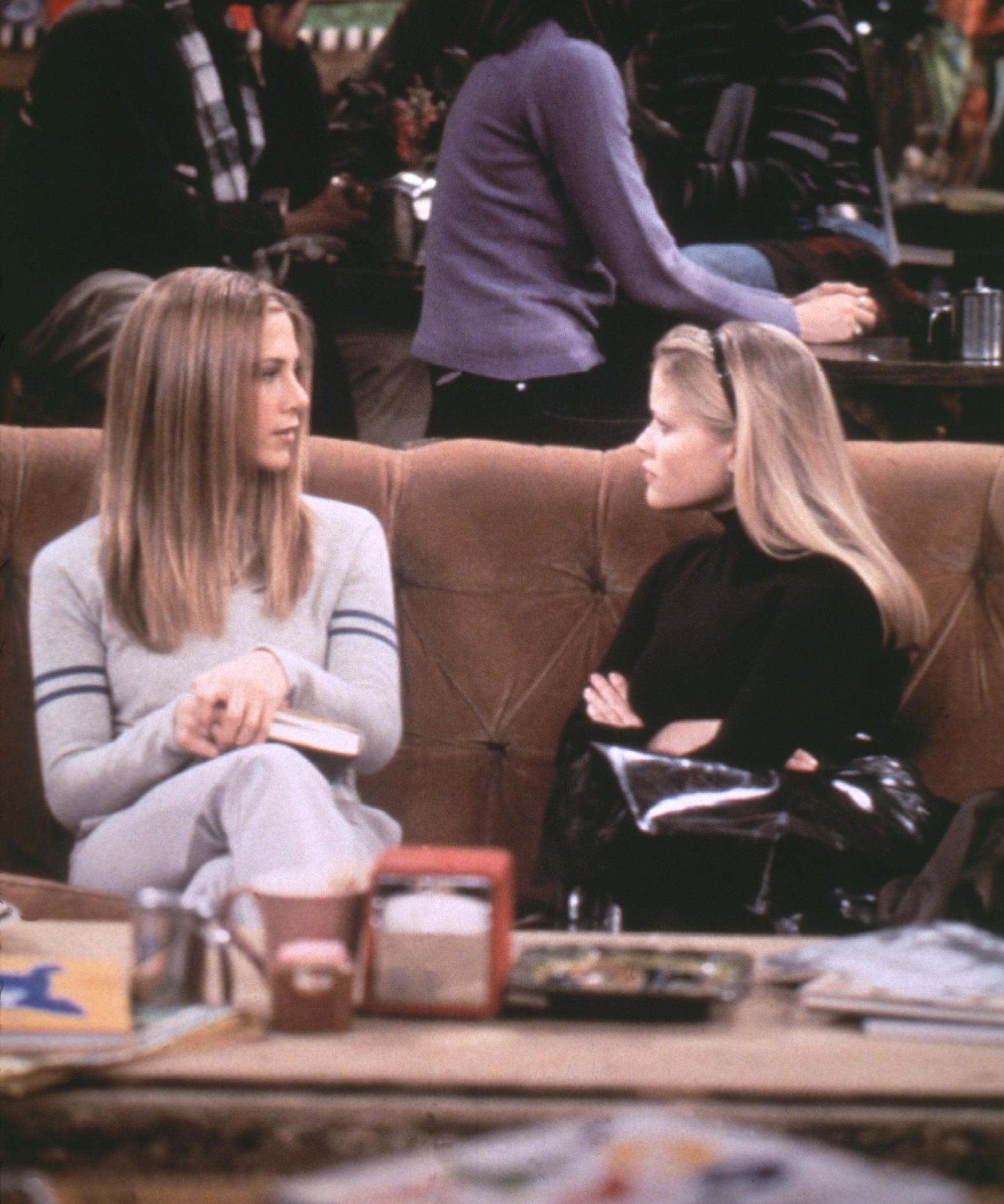 Reese Witherspoon Almost Had A Bigger Role On Friends