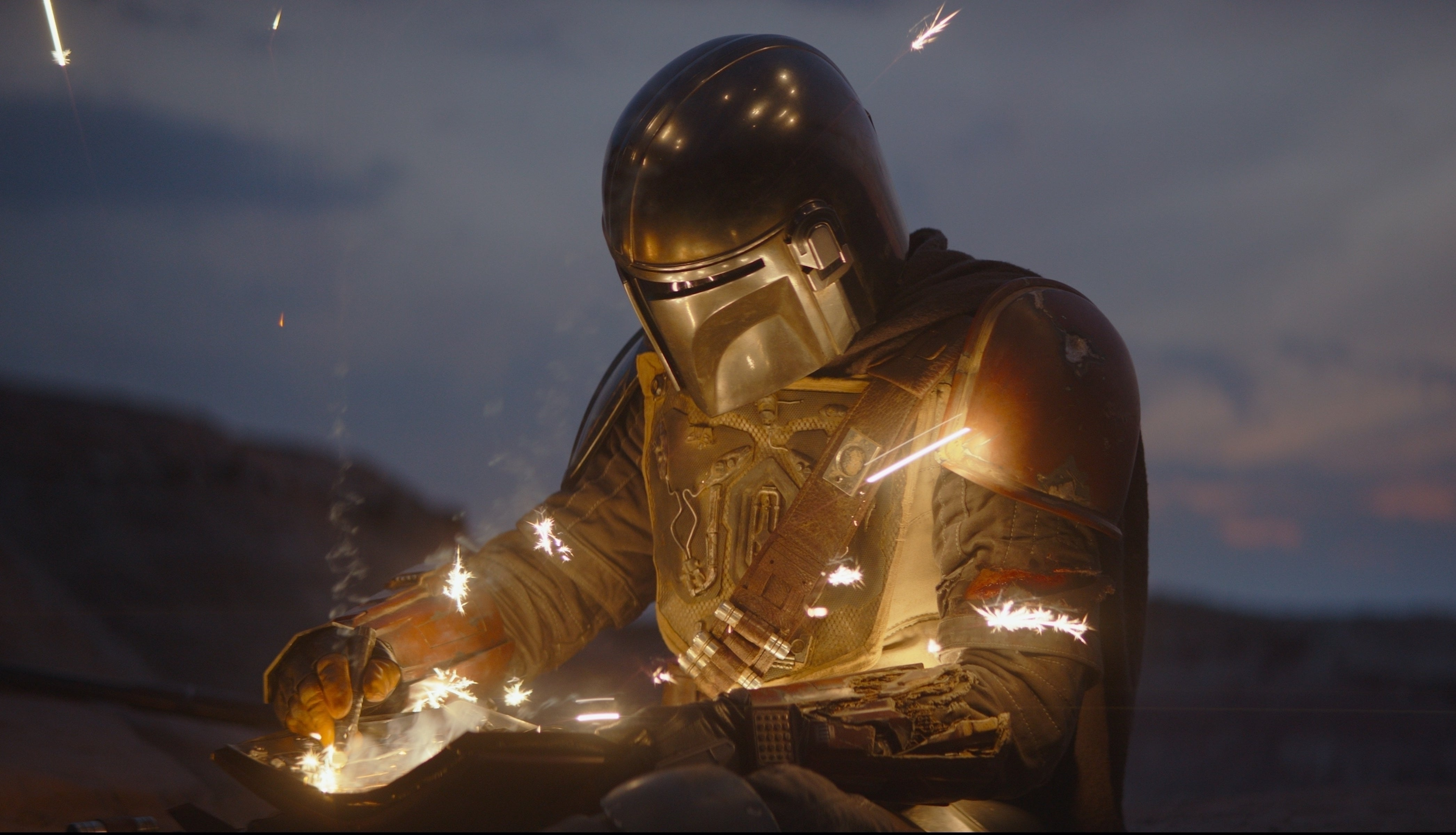 The Newbie's Guide To The Star Wars Lingo In The Mandalorian