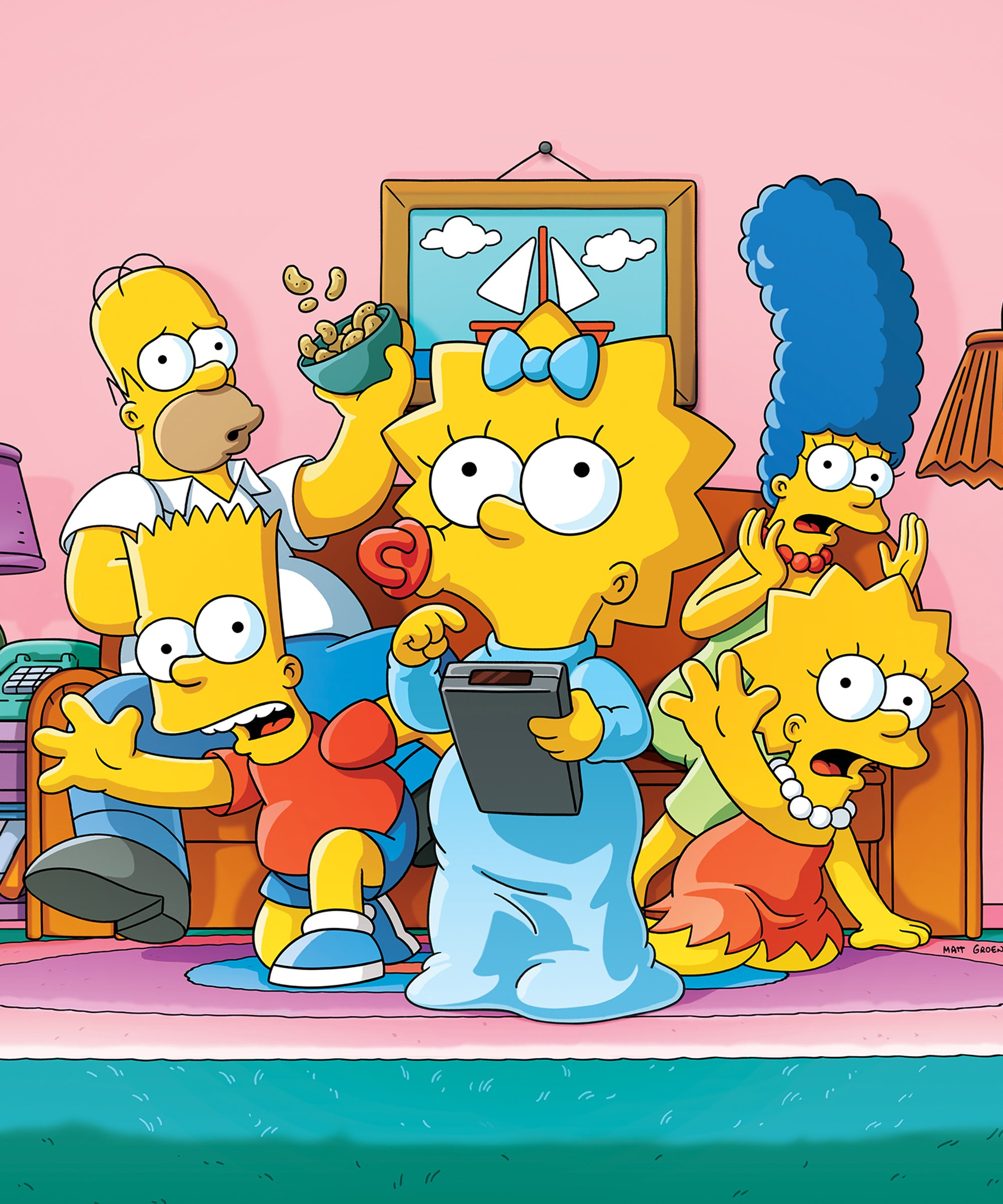 Disney+ Heard Everyone's Complaints Loud & Clear: They Are Fixing The Simpsons