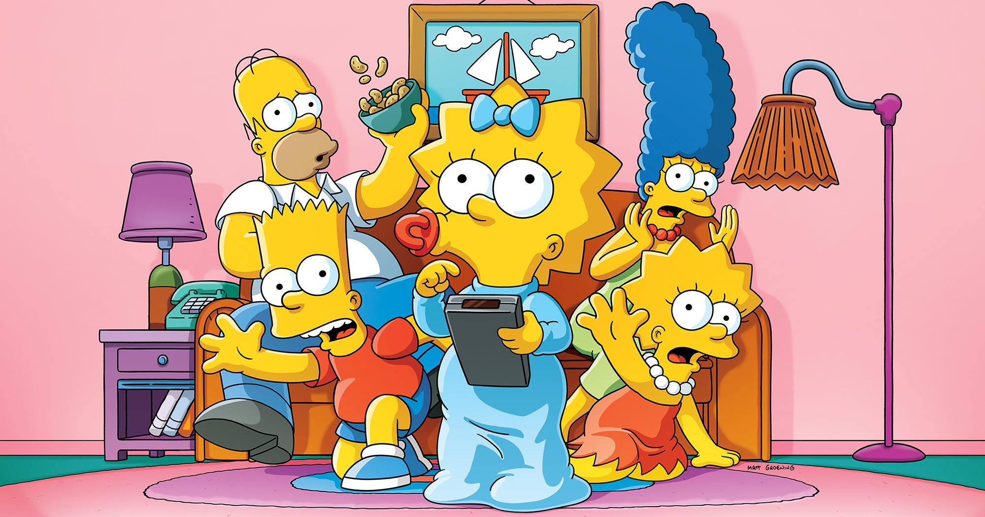 Disney Is Fixing The Simpsons After Aspect Ratio Crop
