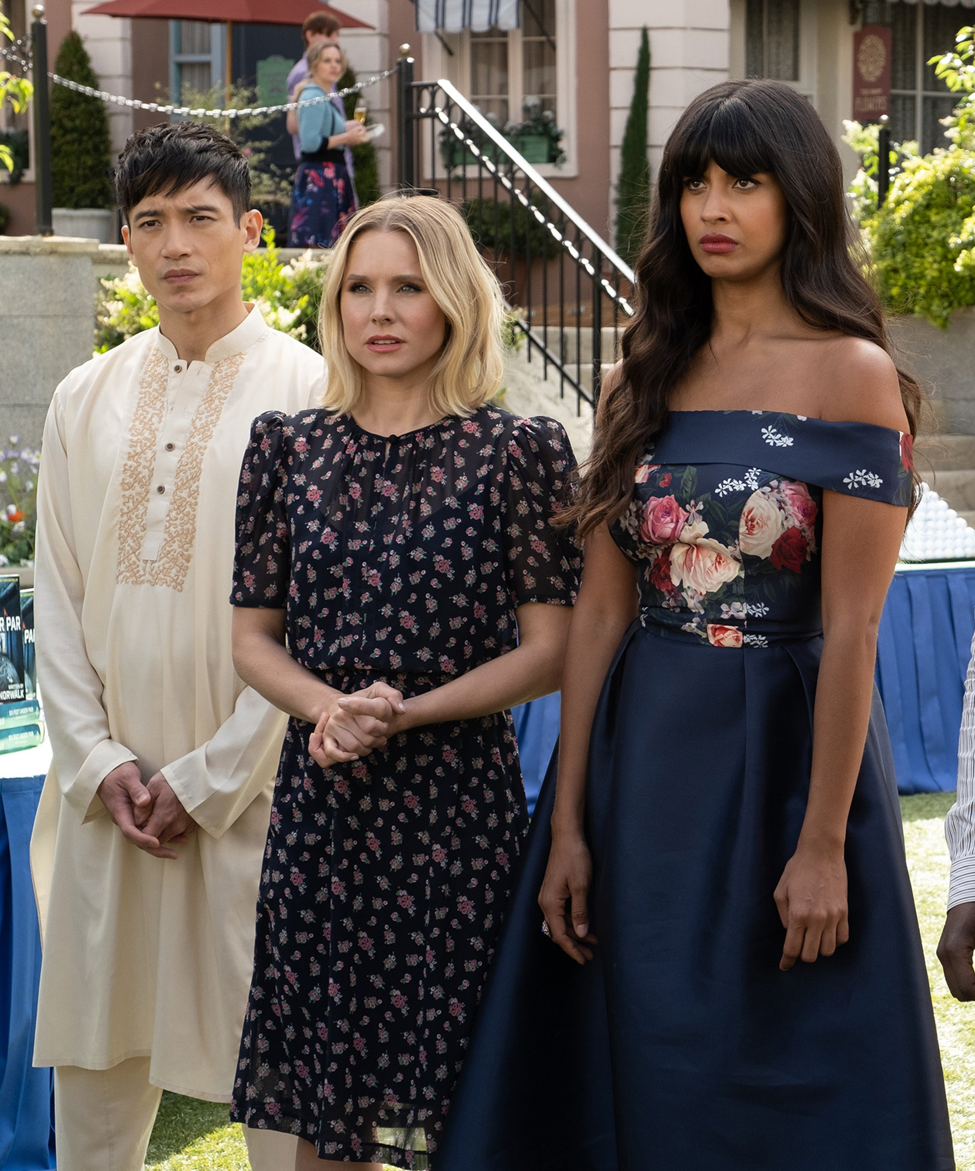 """The Good Place Season 4 Will Be Back Faster Than You Can Say """"Shirtballs"""""""