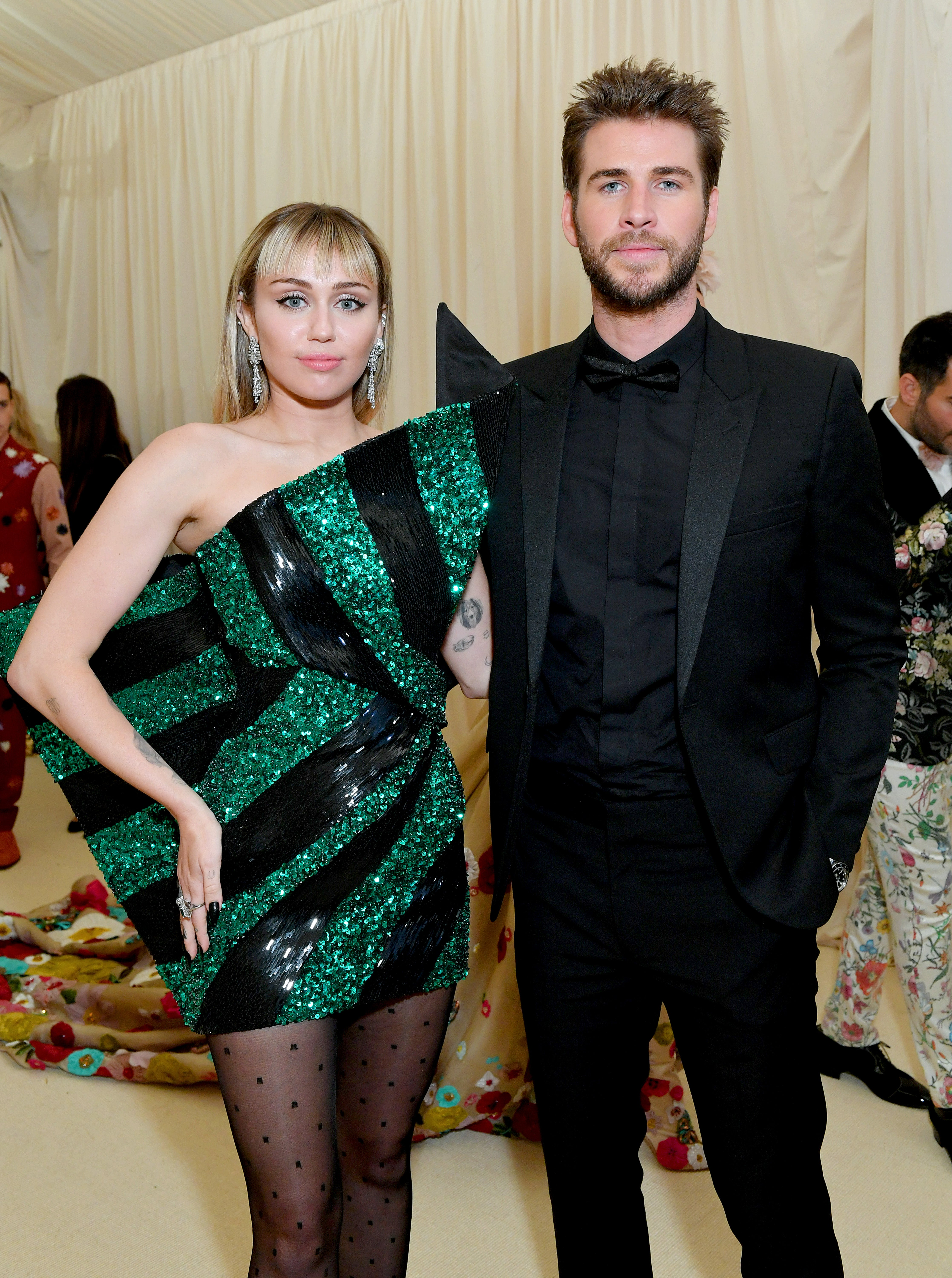 Liam Hemsworth's Sister-In-Law Said Some Harsh Words About Miley Cyrus