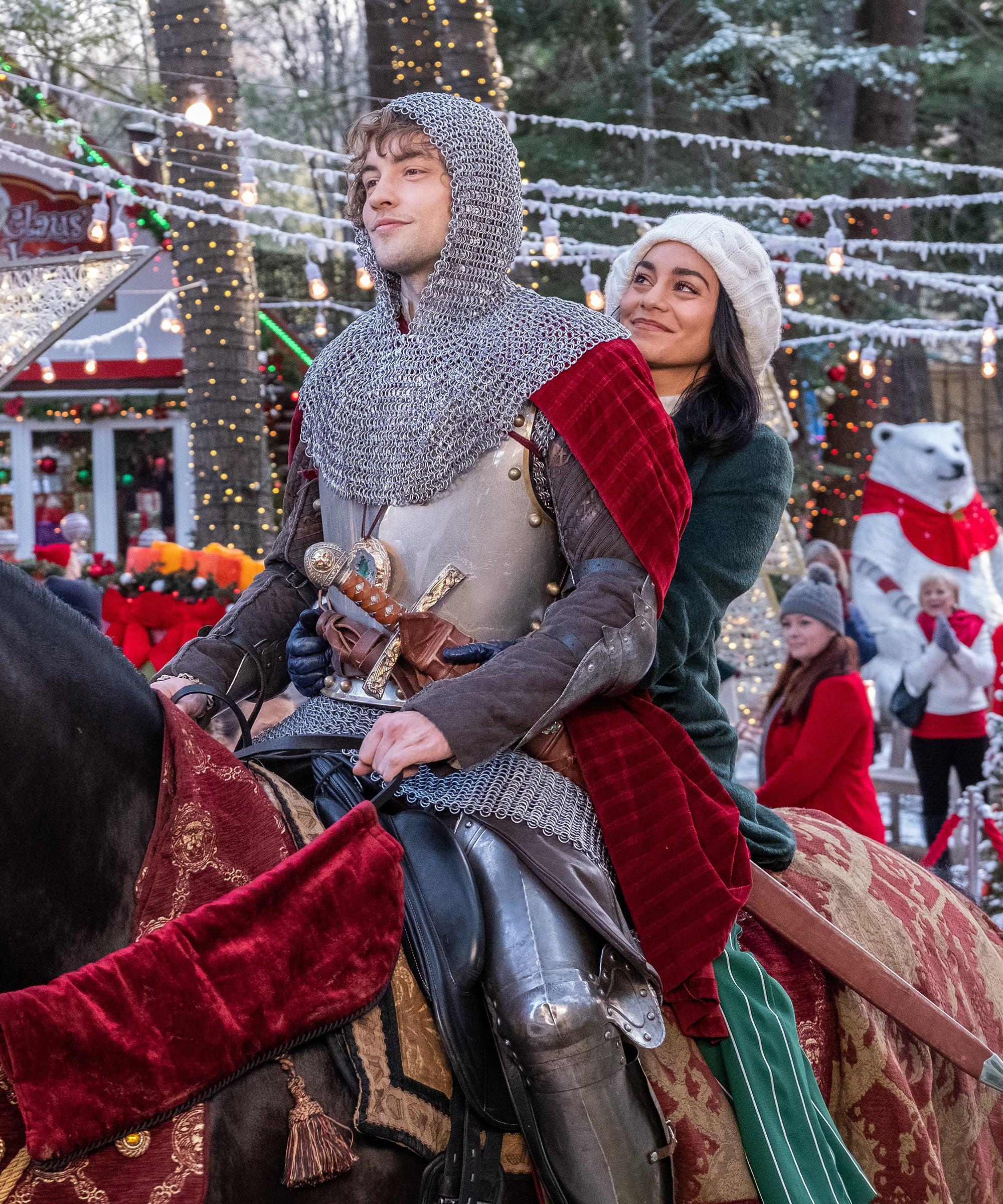 Knight Before Christmas On Netflix Filmed