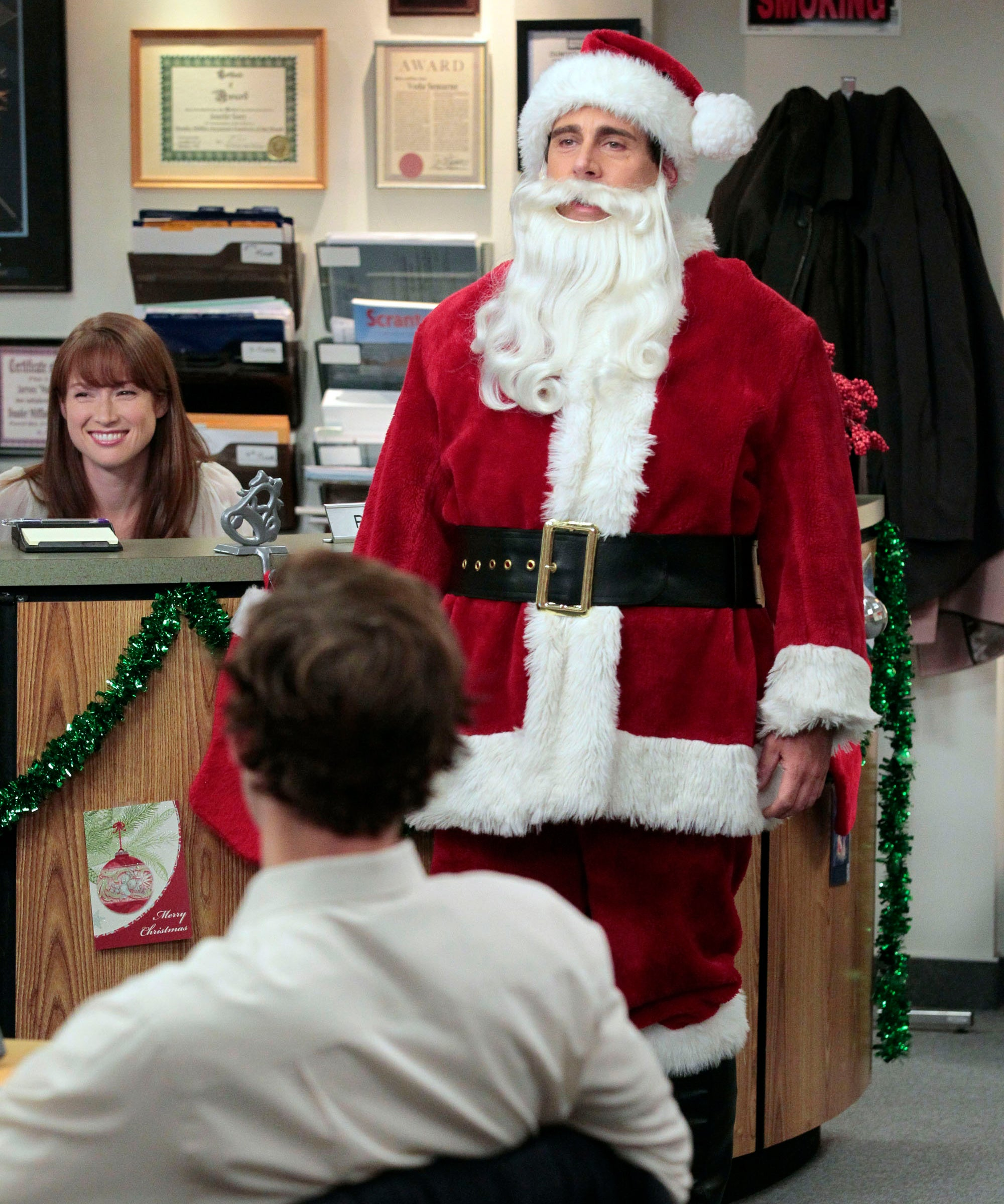Christmas Episode Of The Office Ranked
