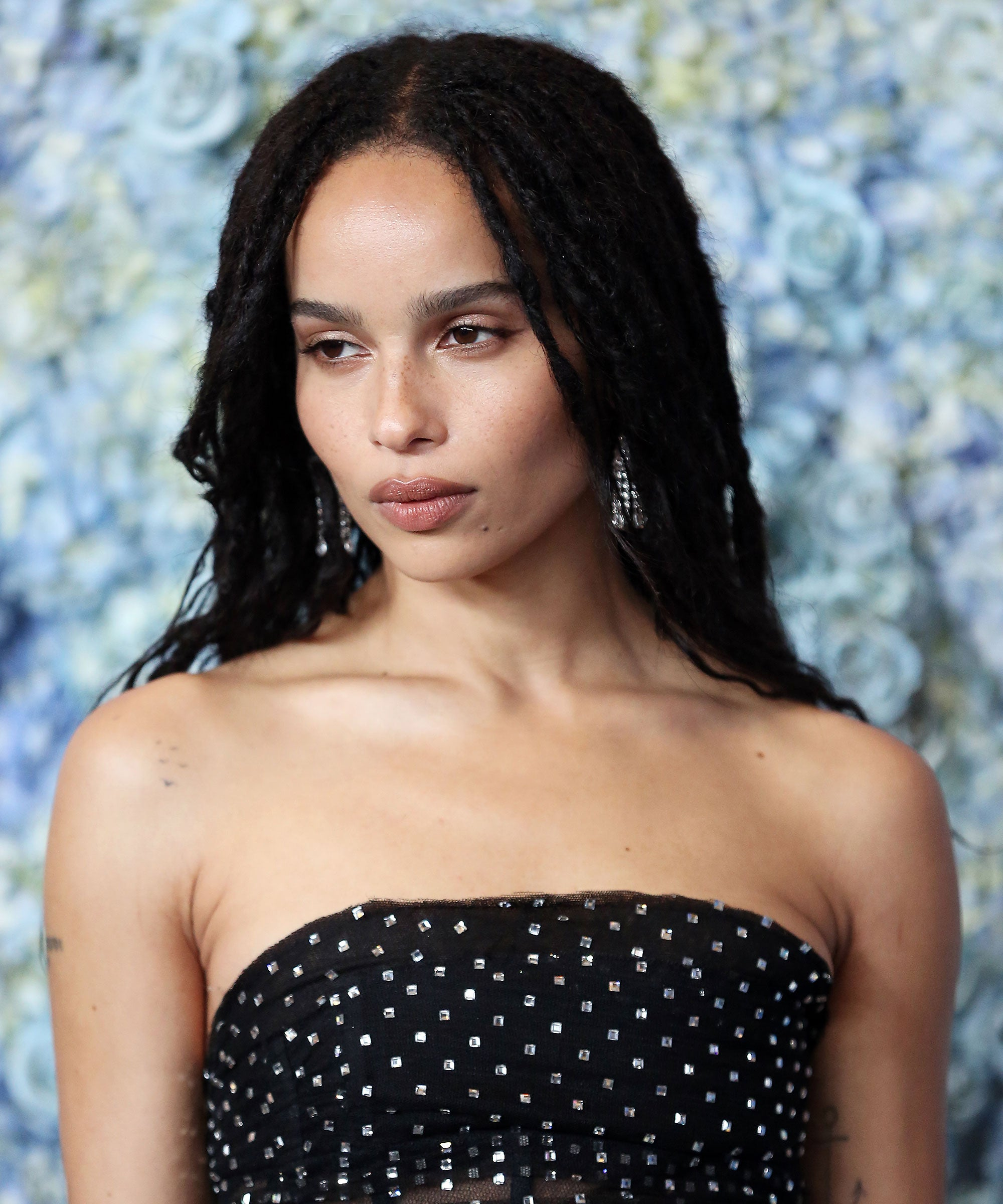 10+ Solid Zoe Kravitz Short Hair - New Hairstyle for Girls