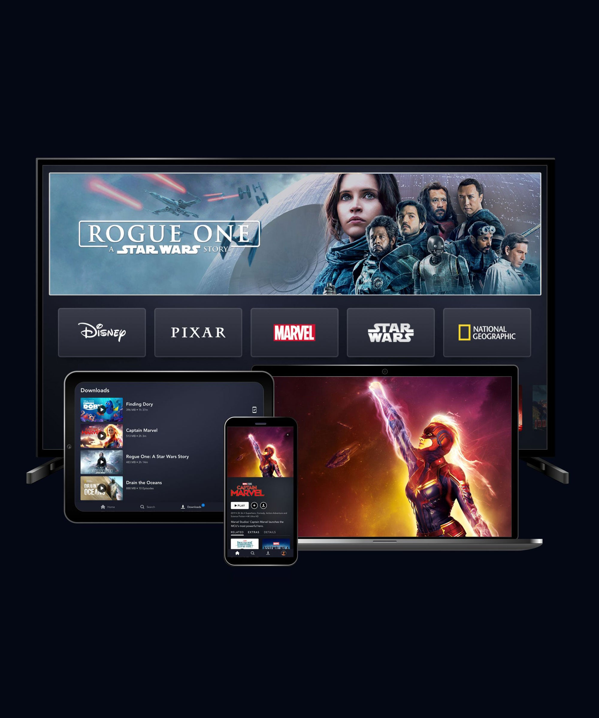 For Anyone Still Holding Out, Disney+ Is Having A Cyber Monday Discount