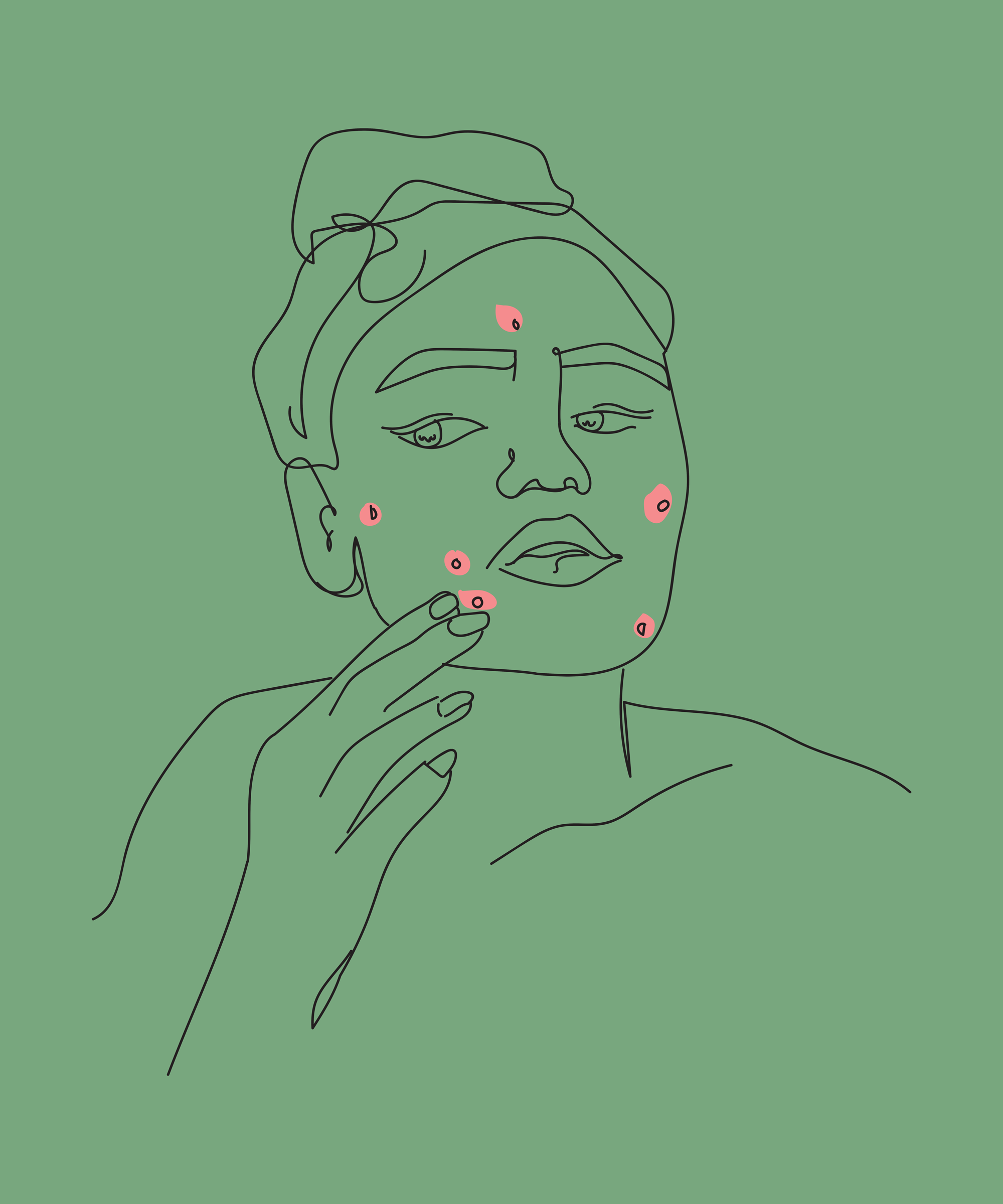 Is It Normal To Break Out In Spots After A Facial?